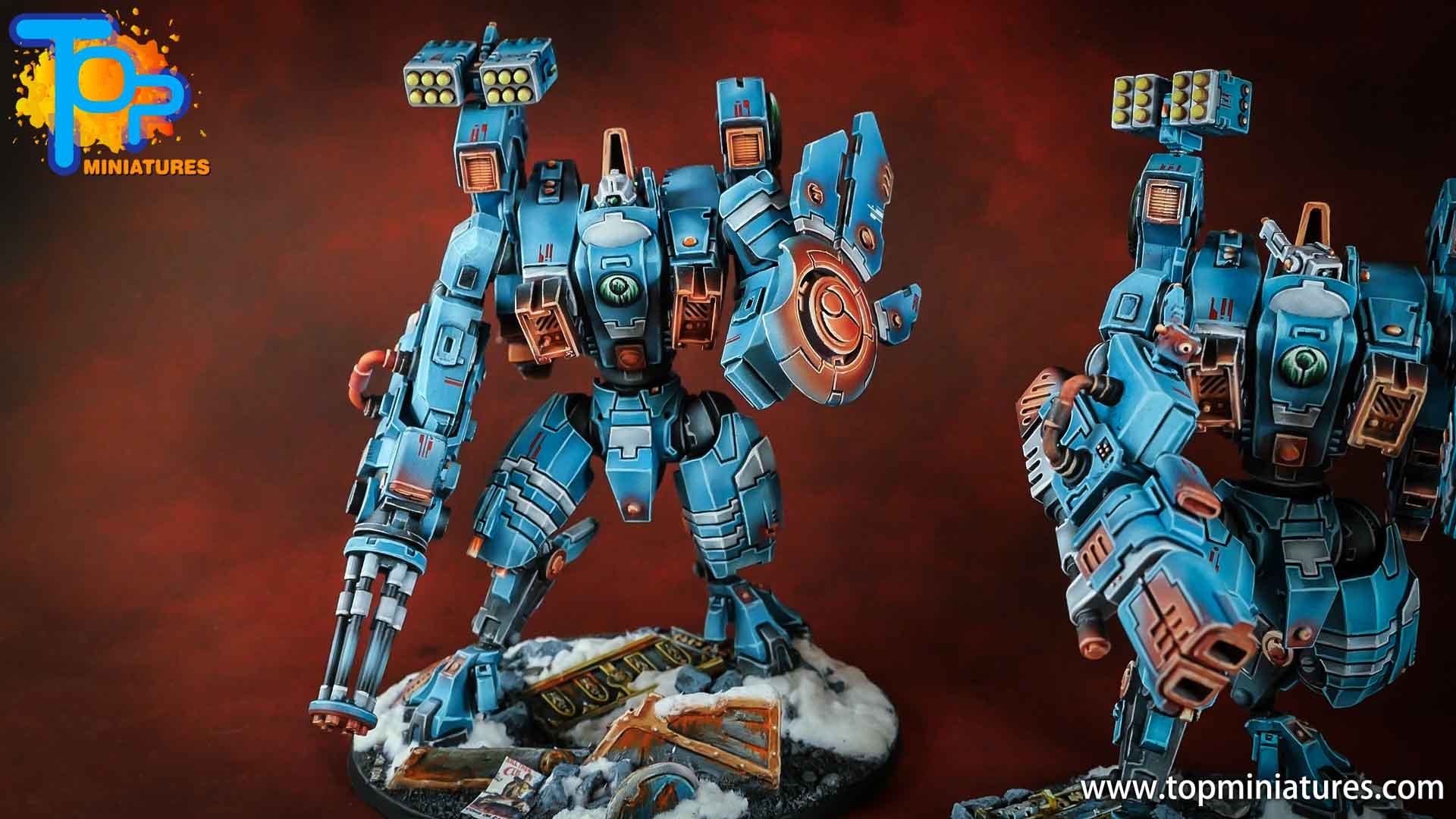 spikeybits tau empire riptide battlesuit (5)