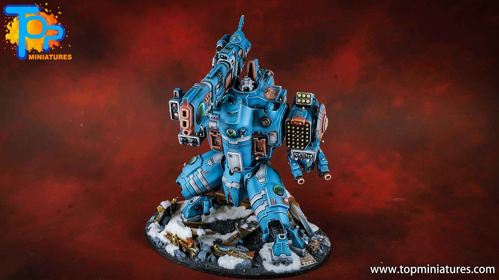 spikeybits tau empire stormsurge (2)