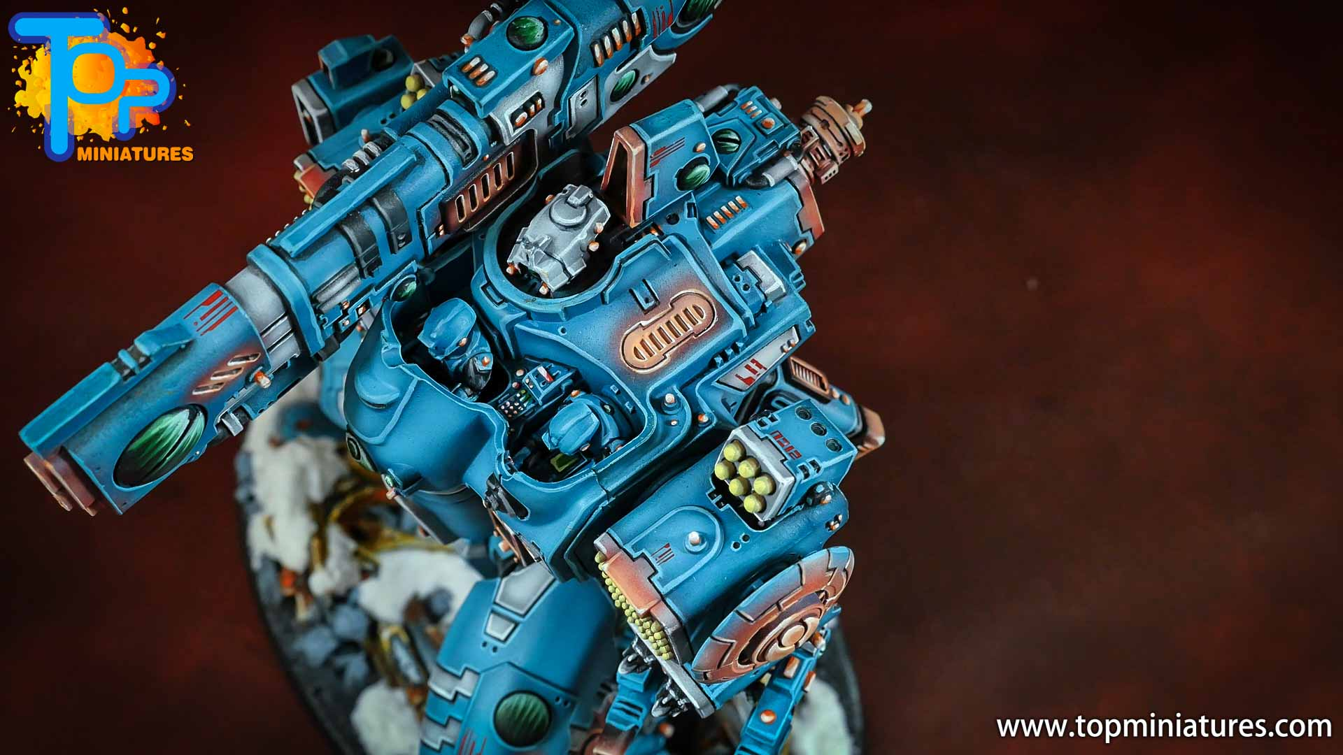 spikeybits tau empire stormsurge (6)