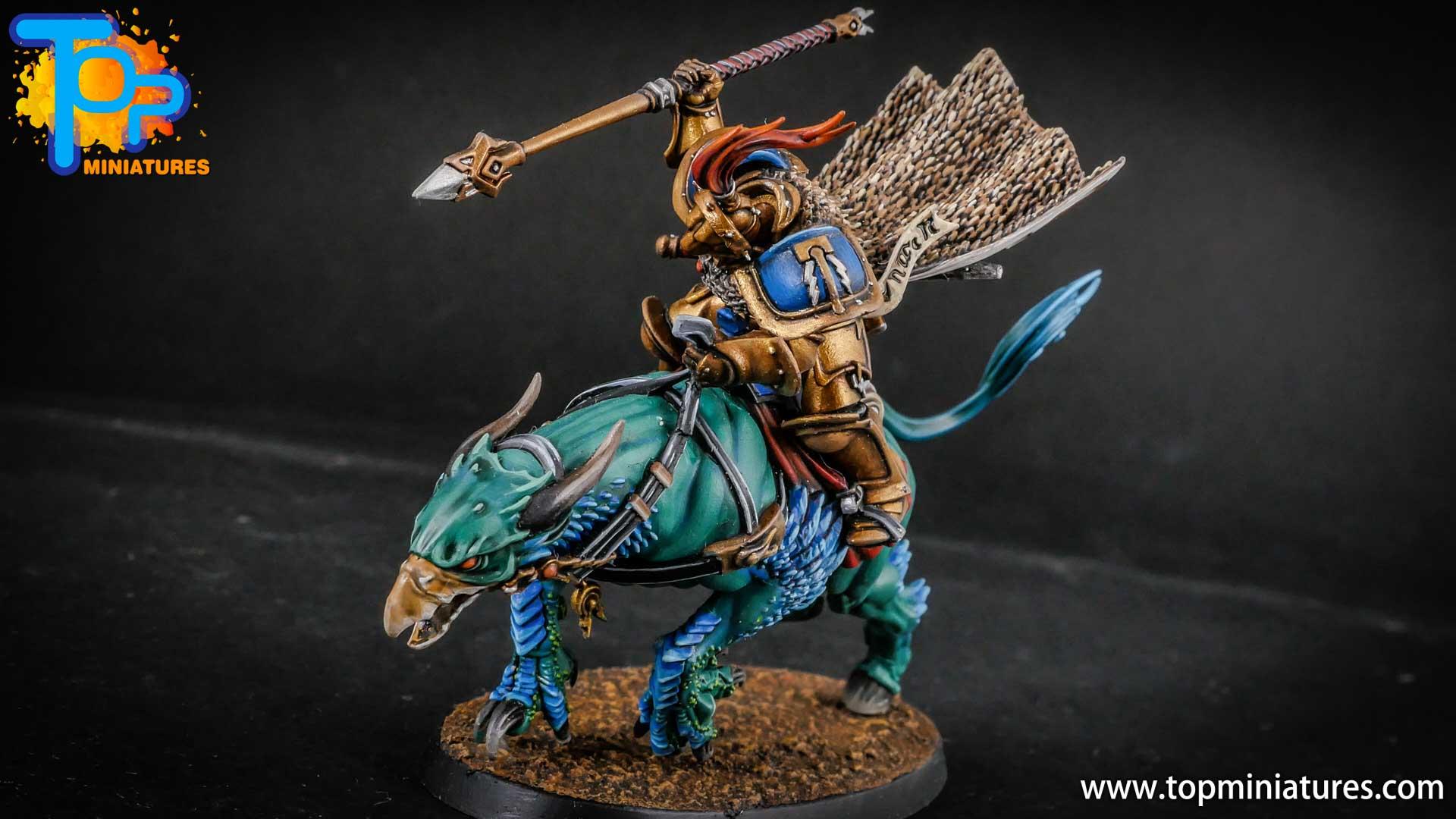 stormcast eternals painted vanguard palladors (4)