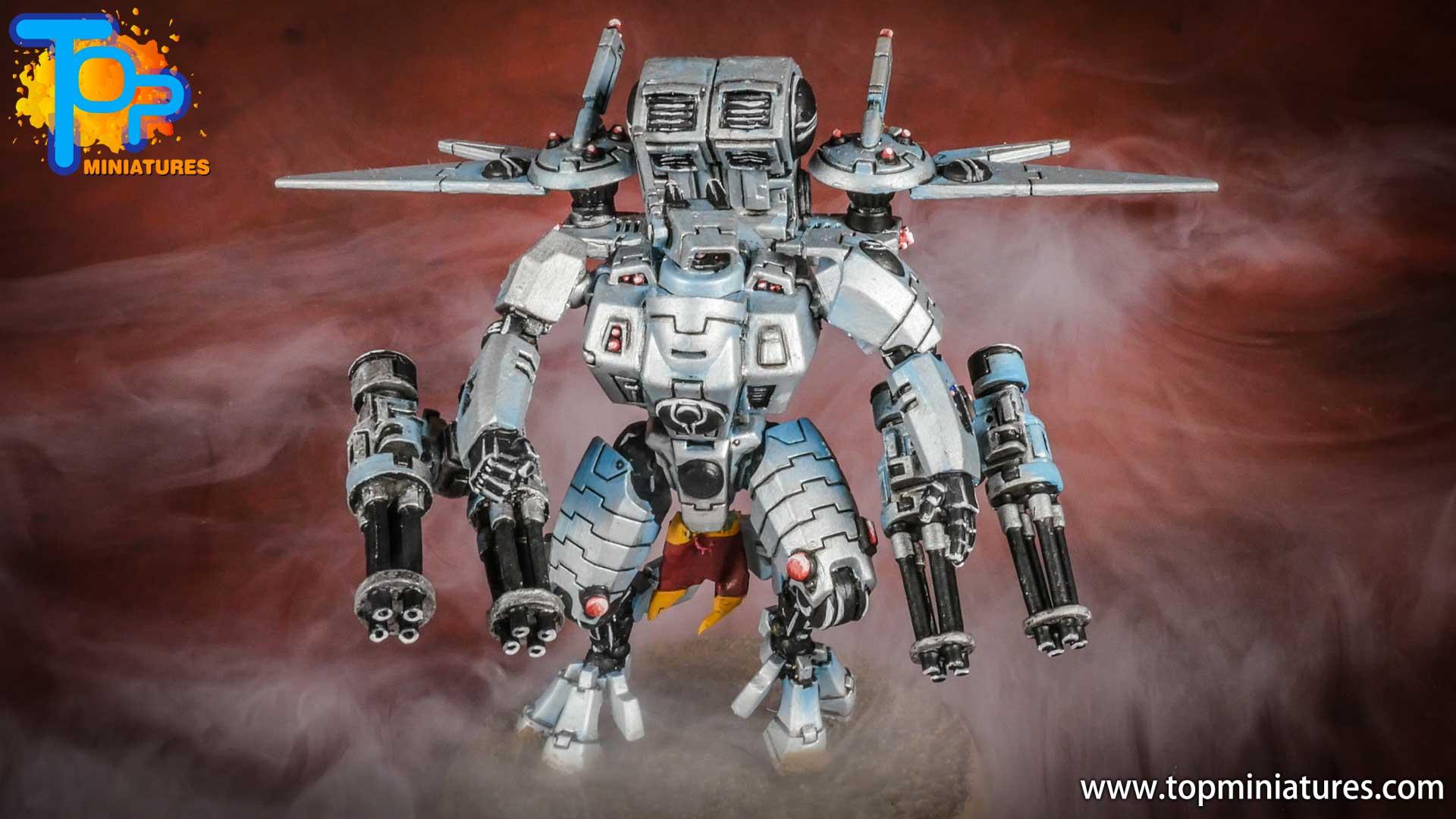 tau empire converted silver commander (3)