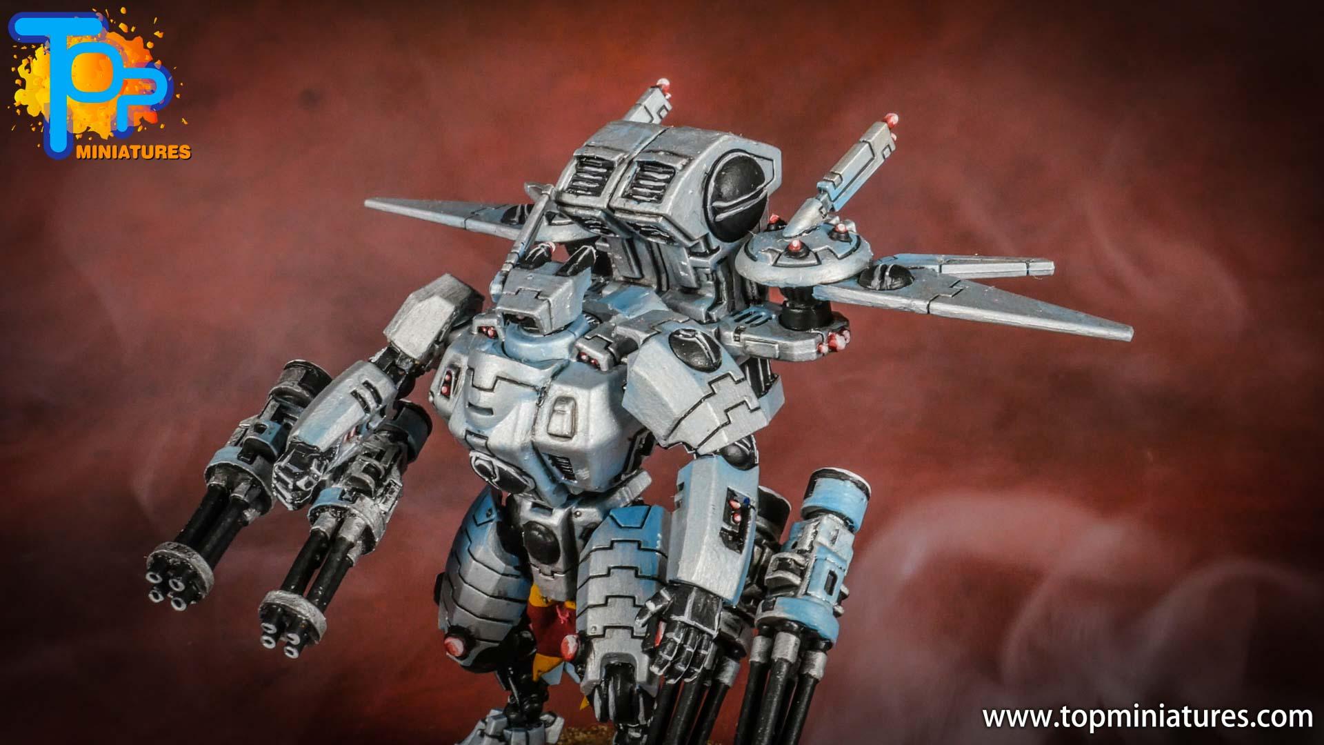 tau empire converted silver commander (4)