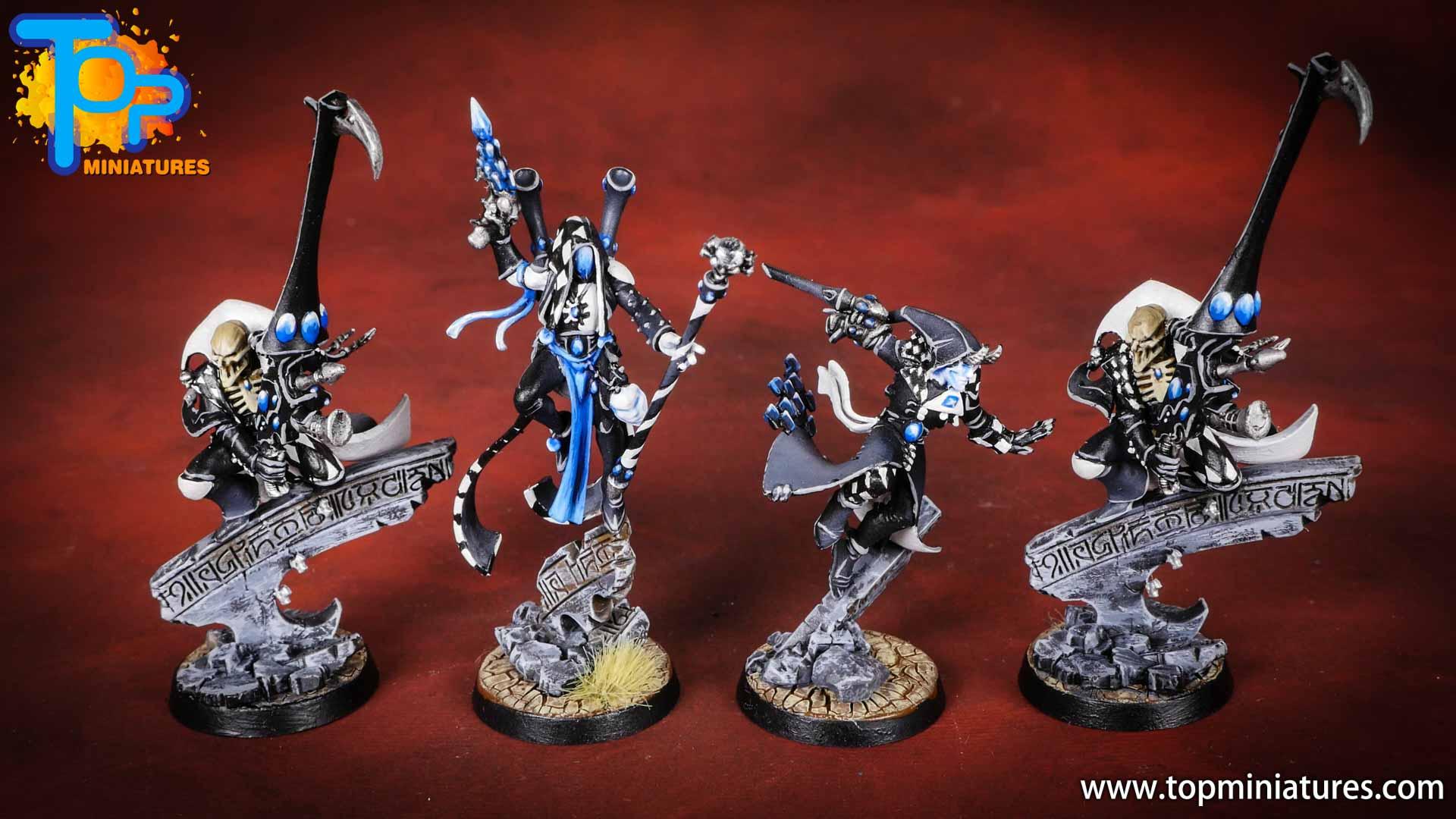 warhammer 40k harlequins army (2)