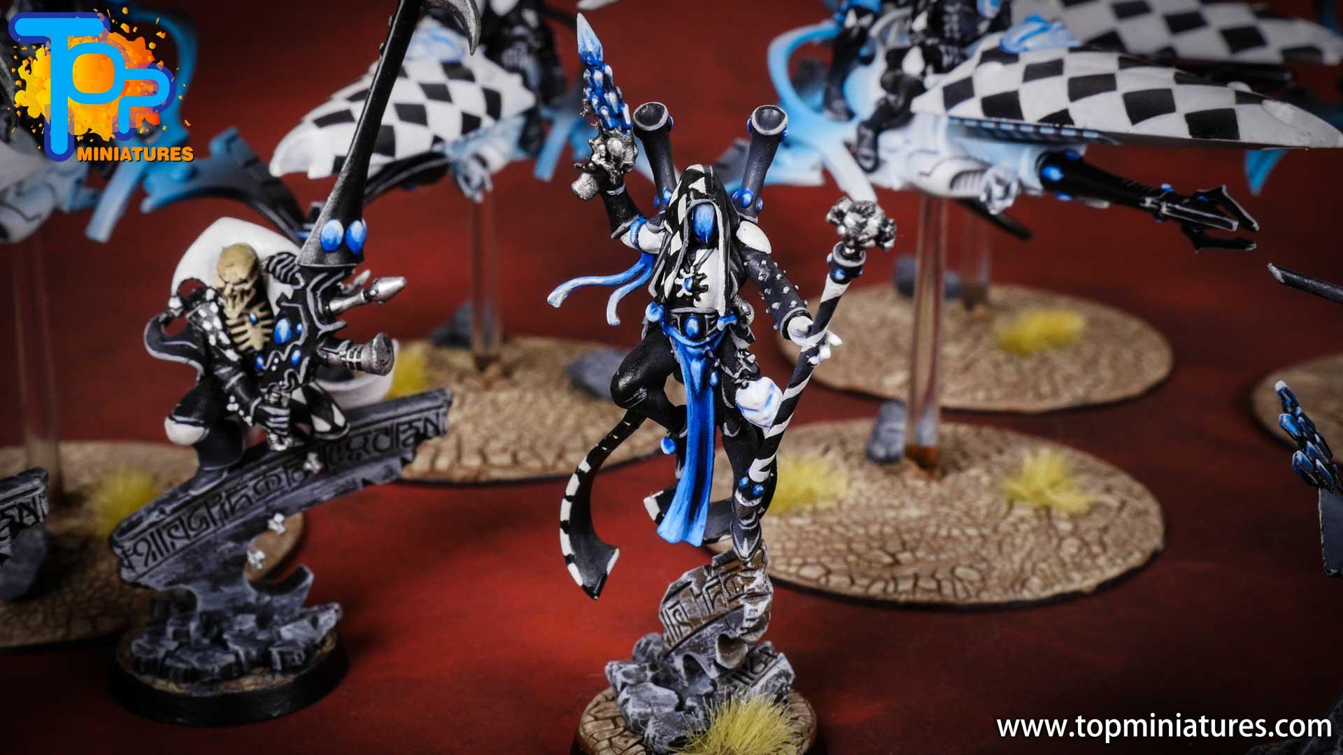 warhammer 40k harlequins painted shadowseer (1)