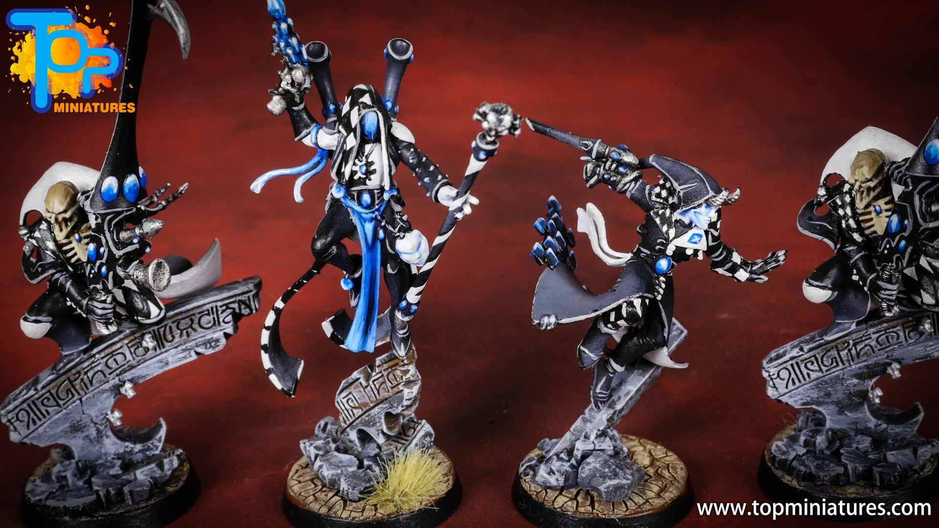 warhammer 40k harlequins painted shadowseer (3)