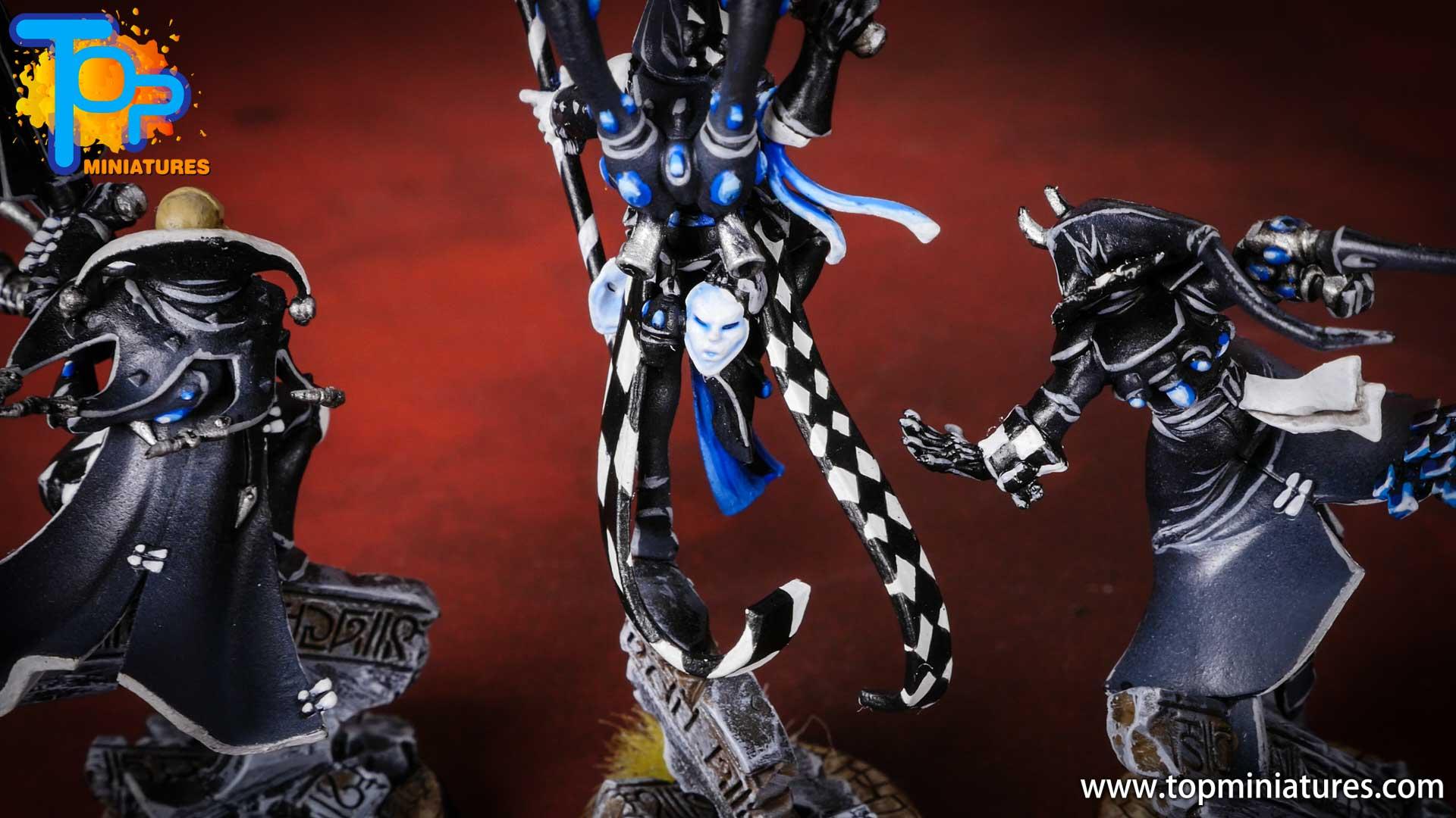 warhammer 40k harlequins painted shadowseer (4)