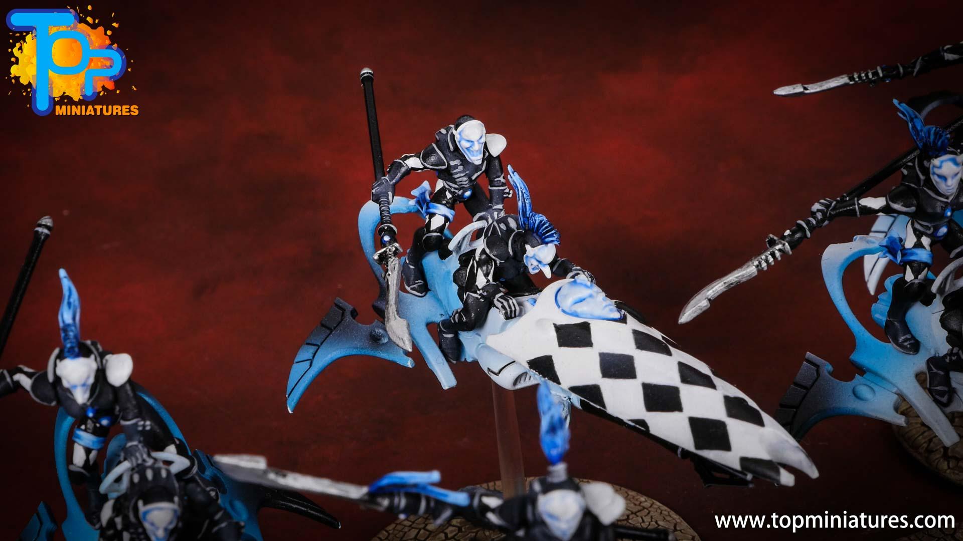 warhammer 40k harlequins skyweaver checkers (3)