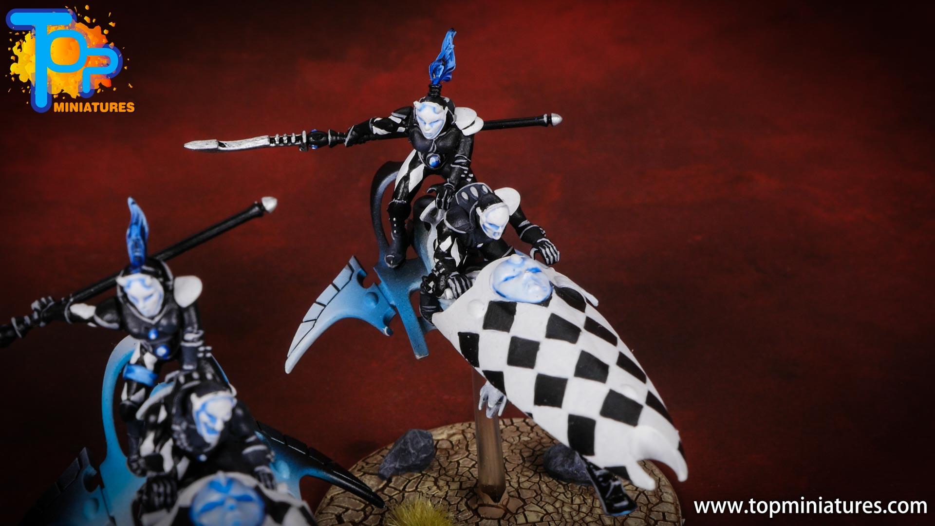 warhammer 40k harlequins skyweaver checkers (4)