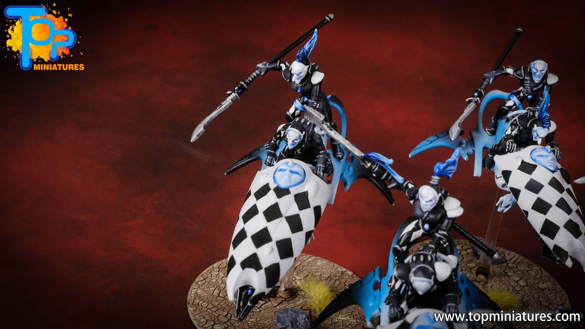 warhammer 40k harlequins skyweaver checkers (5)