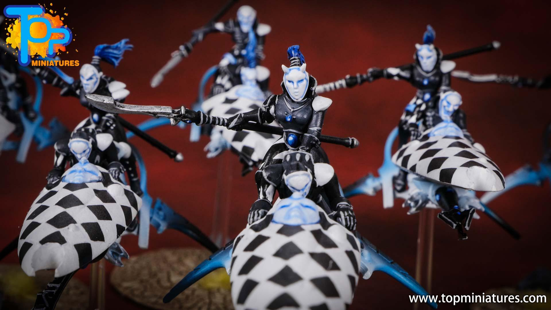 warhammer 40k harlequins skyweaver checkers (6)