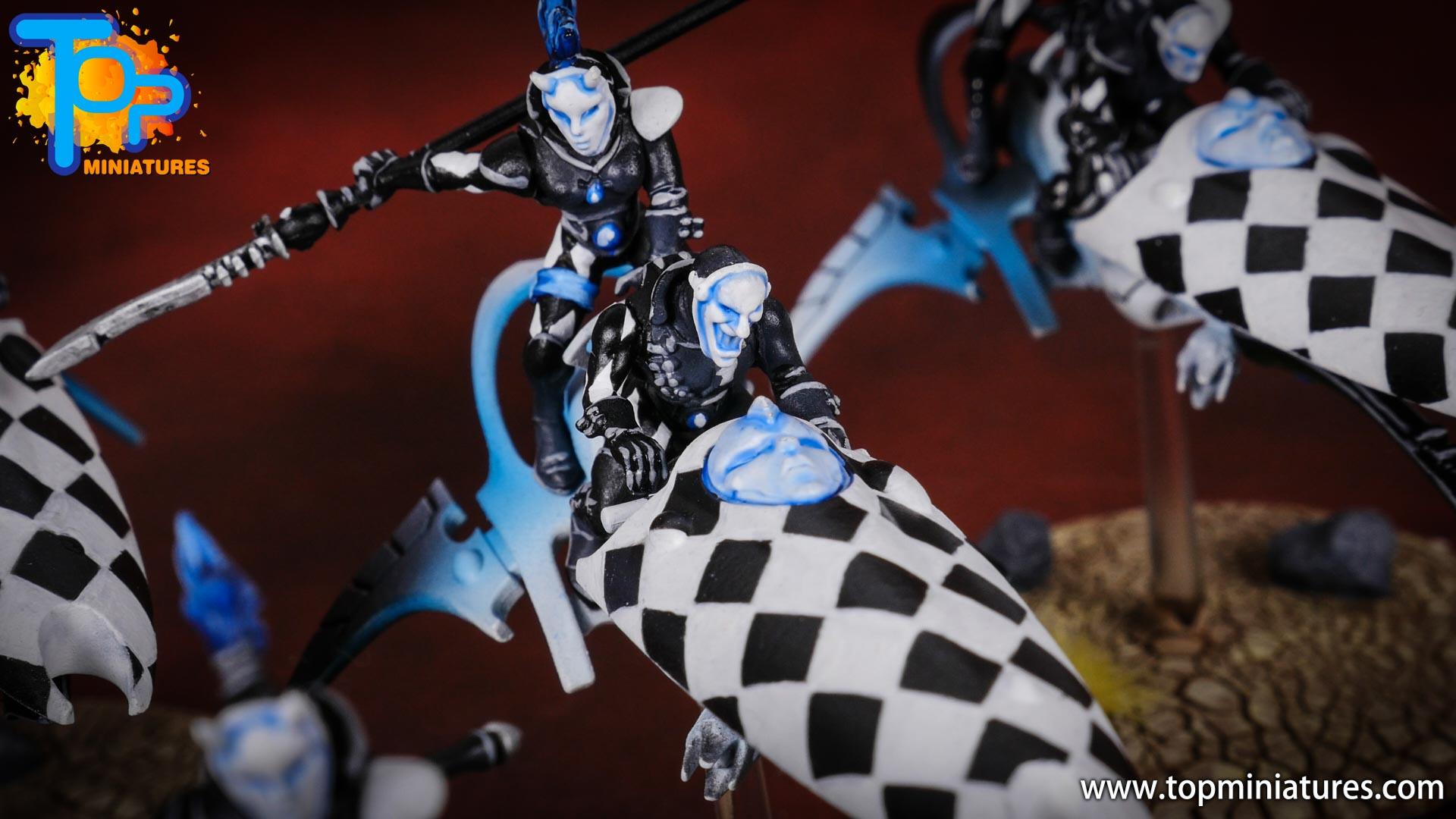 warhammer 40k harlequins skyweaver checkers (7)