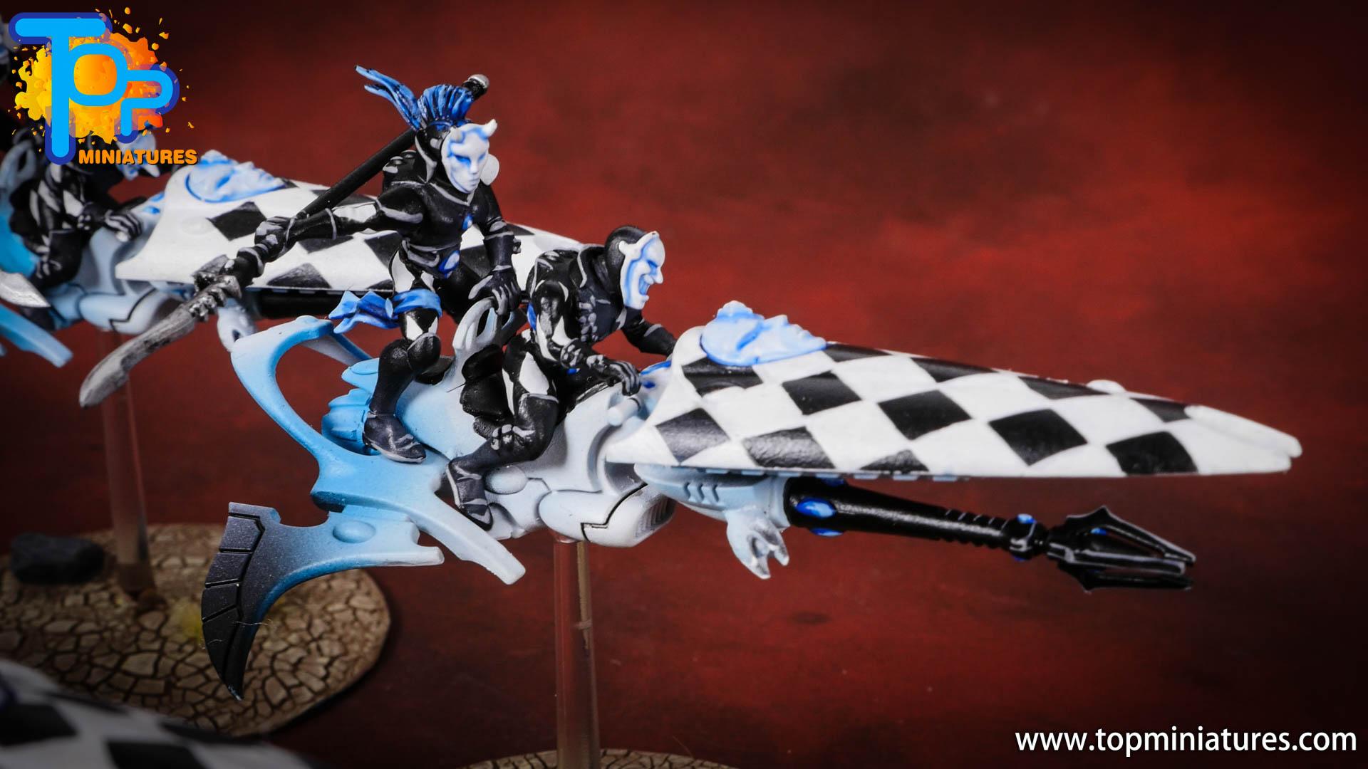 warhammer 40k harlequins skyweaver checkers (9)