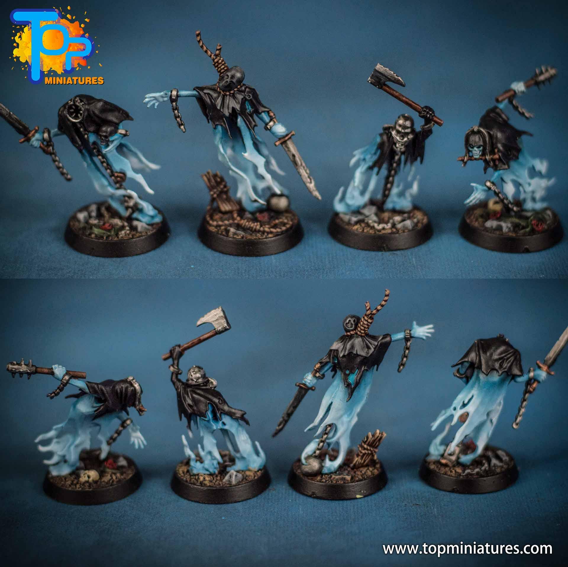 warhammer underworld chainrasps & briar queen (1)