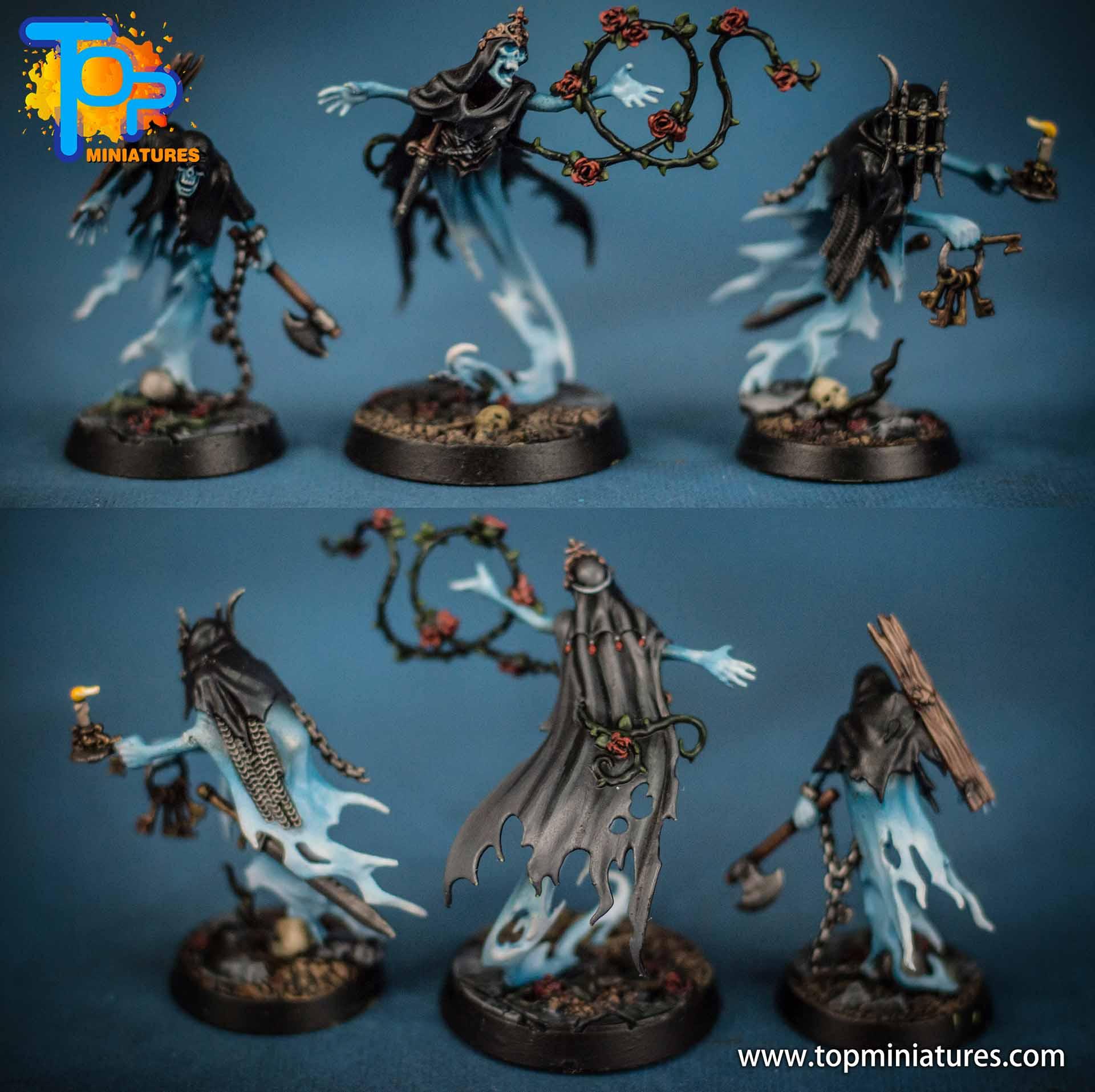 warhammer underworld chainrasps & briar queen (2)