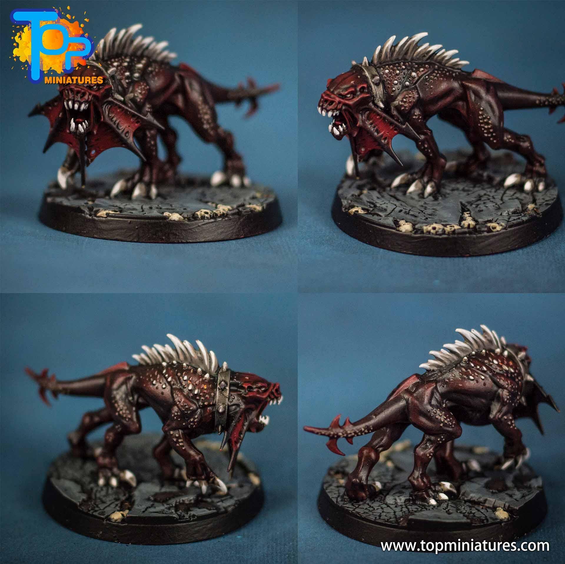 warhammer underworld riptooth the flesh hound