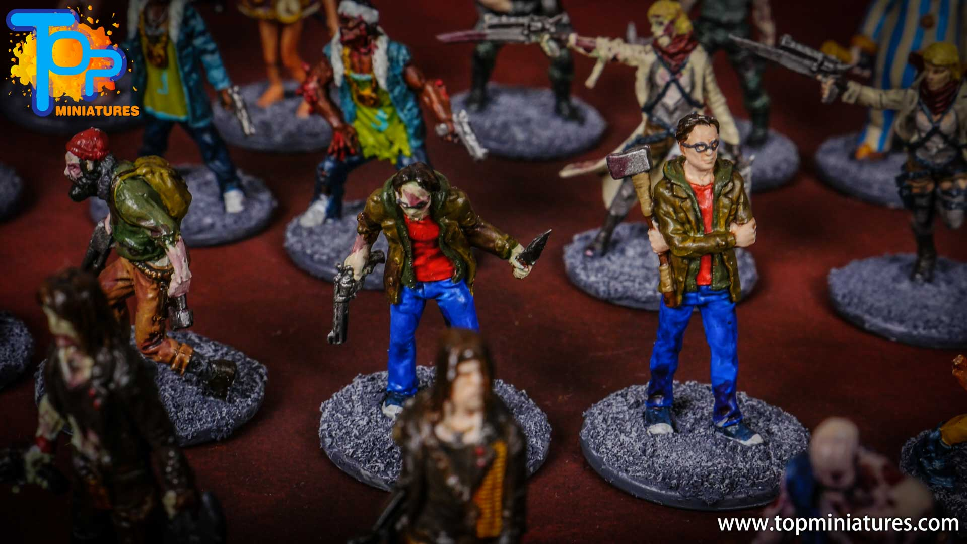 zombicide special guest edouard guiton