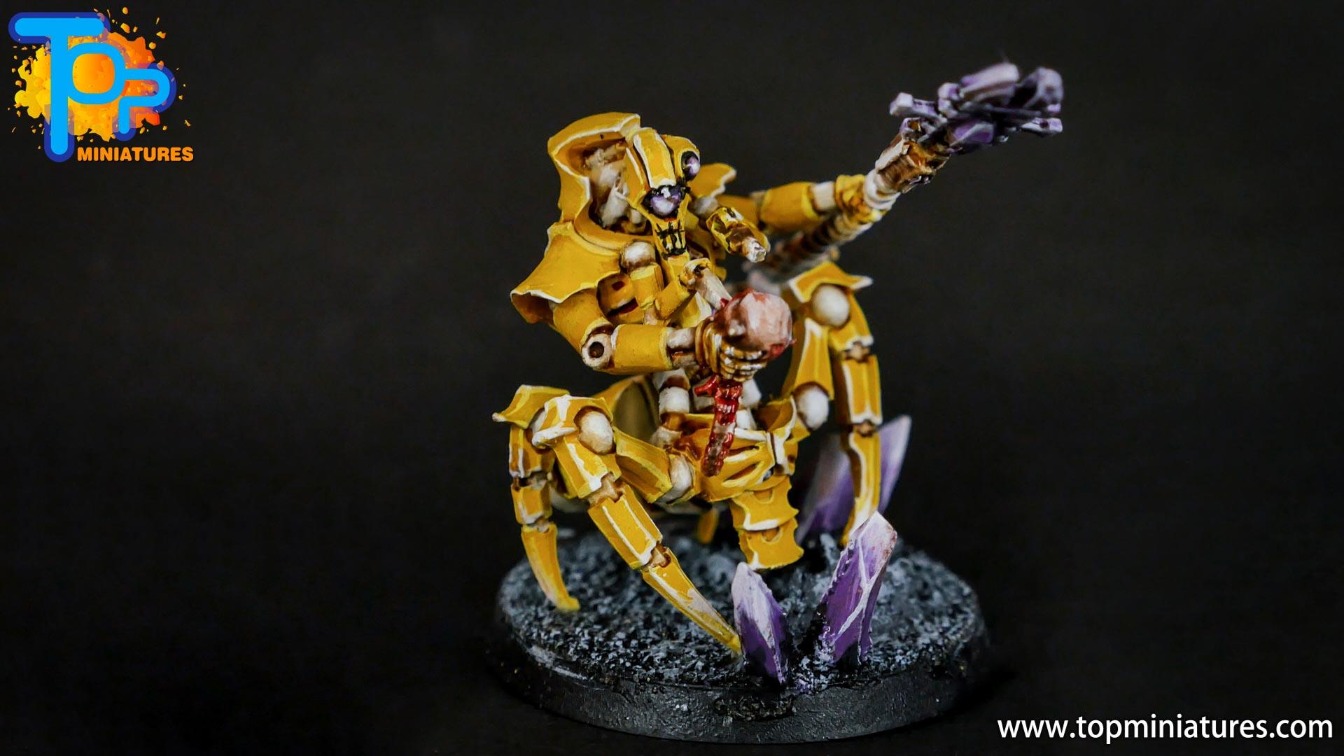 Necron lord illuminor szers (4)