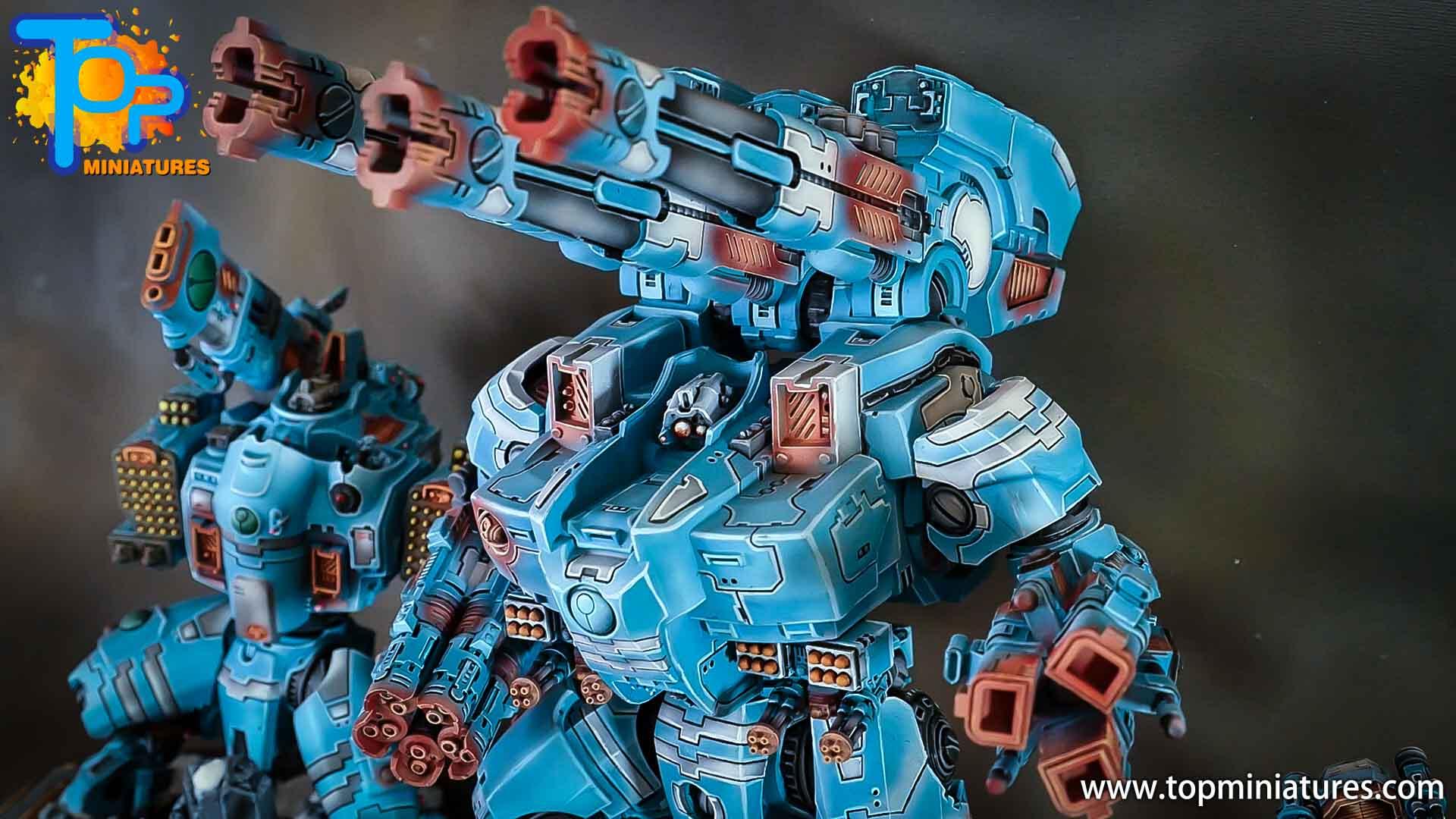 blue KX139 Ta'unar Supremacy Armour (1)