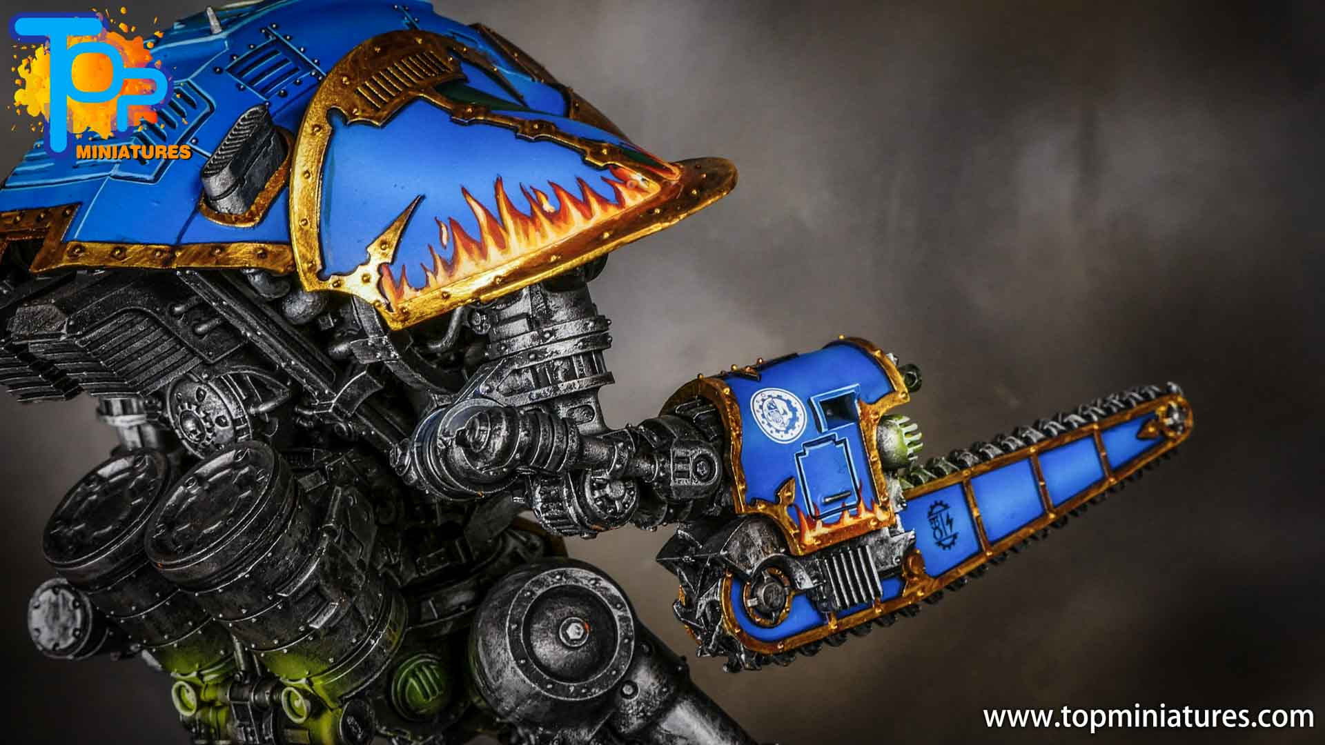 blue fire freehand imperial knight (1)
