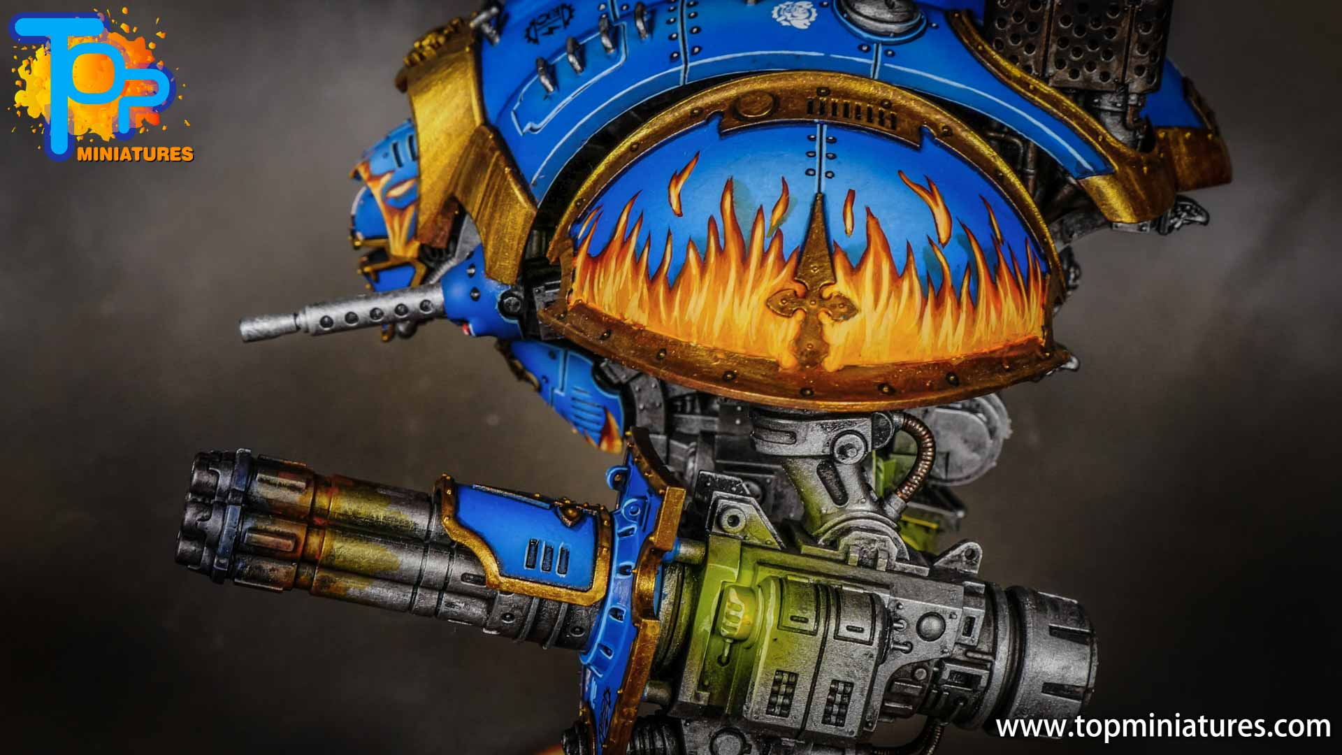 blue fire freehand imperial knight (15)