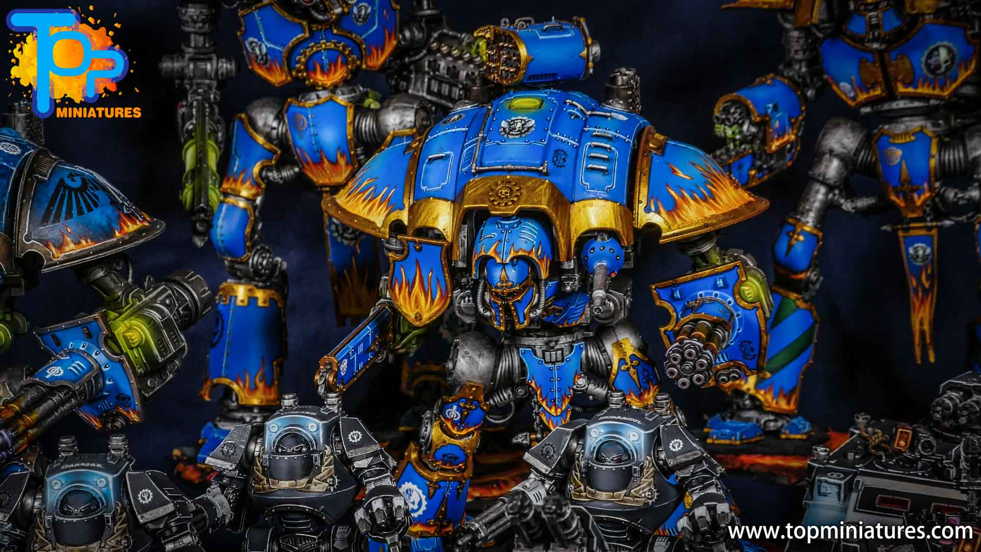 blue fire freehand imperial knight (18)