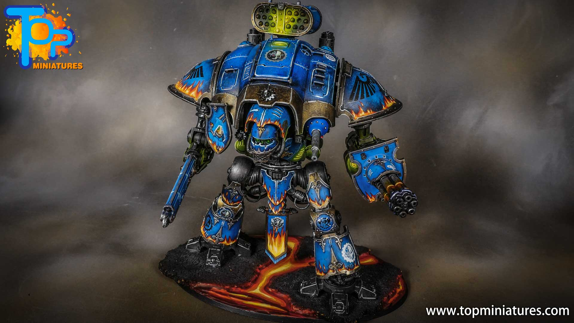 blue fire freehand imperial knight (2)