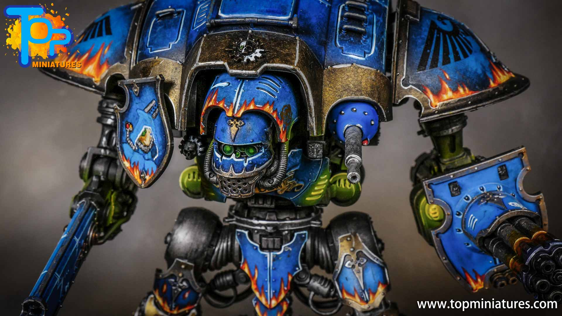 blue fire freehand imperial knight (4)