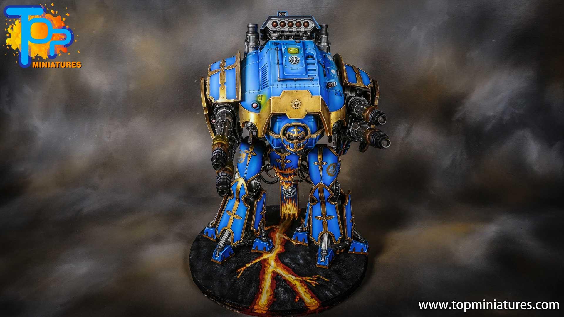 blue painted acastus knight porphyrion (1)