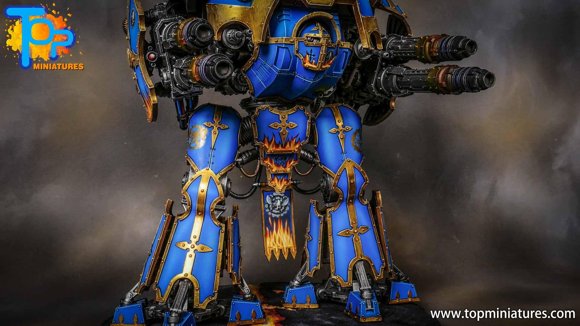 blue painted acastus knight porphyrion (11)