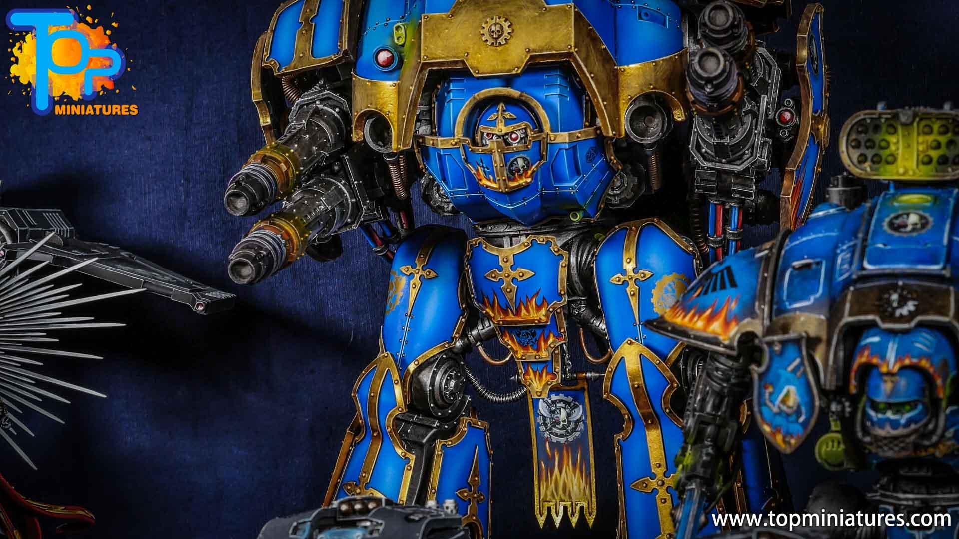 blue painted acastus knight porphyrion (13)