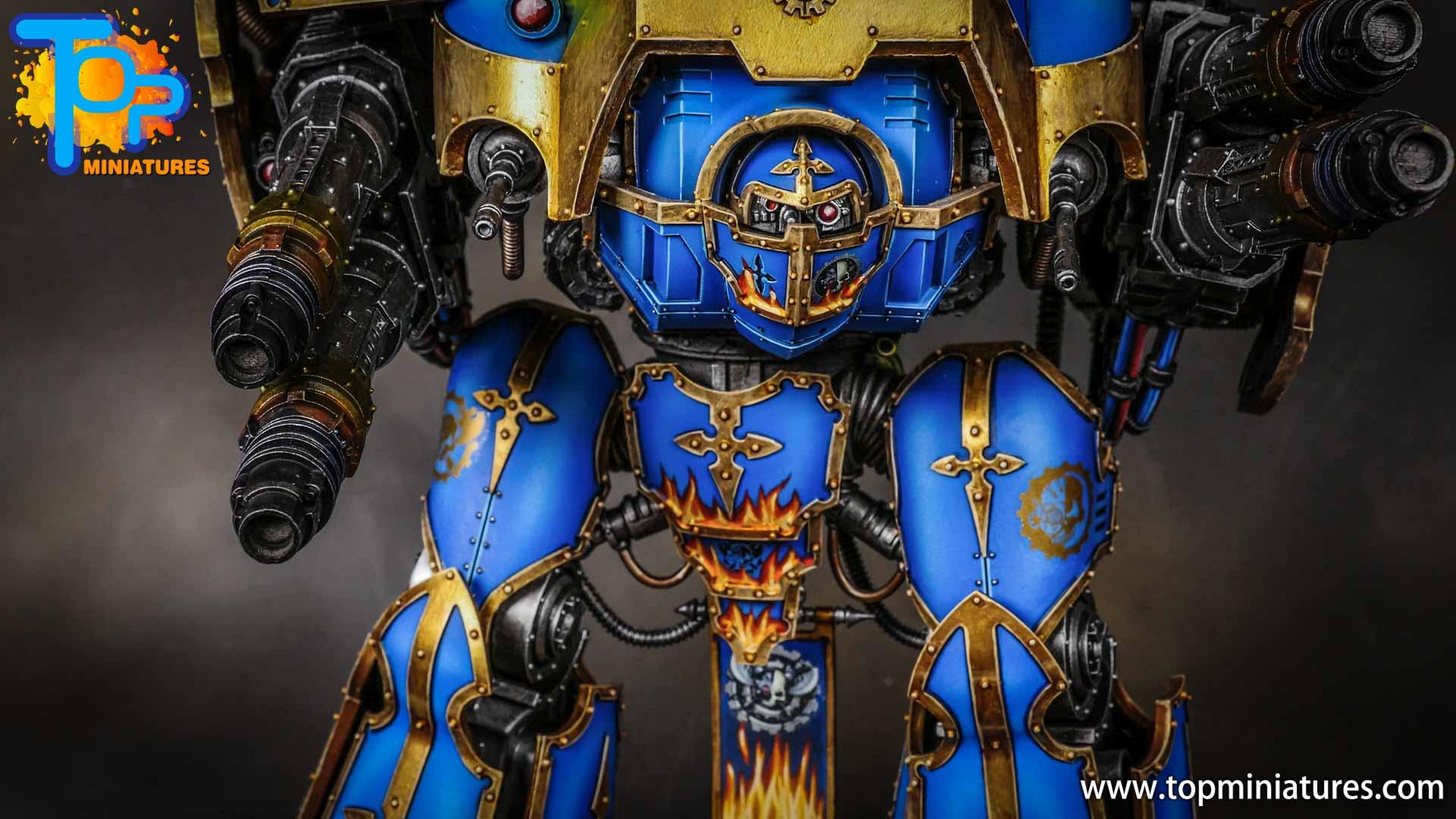 blue painted acastus knight porphyrion (2)