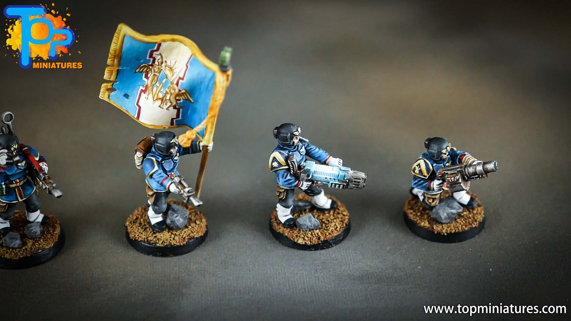 cadian command squad honour guard (4)