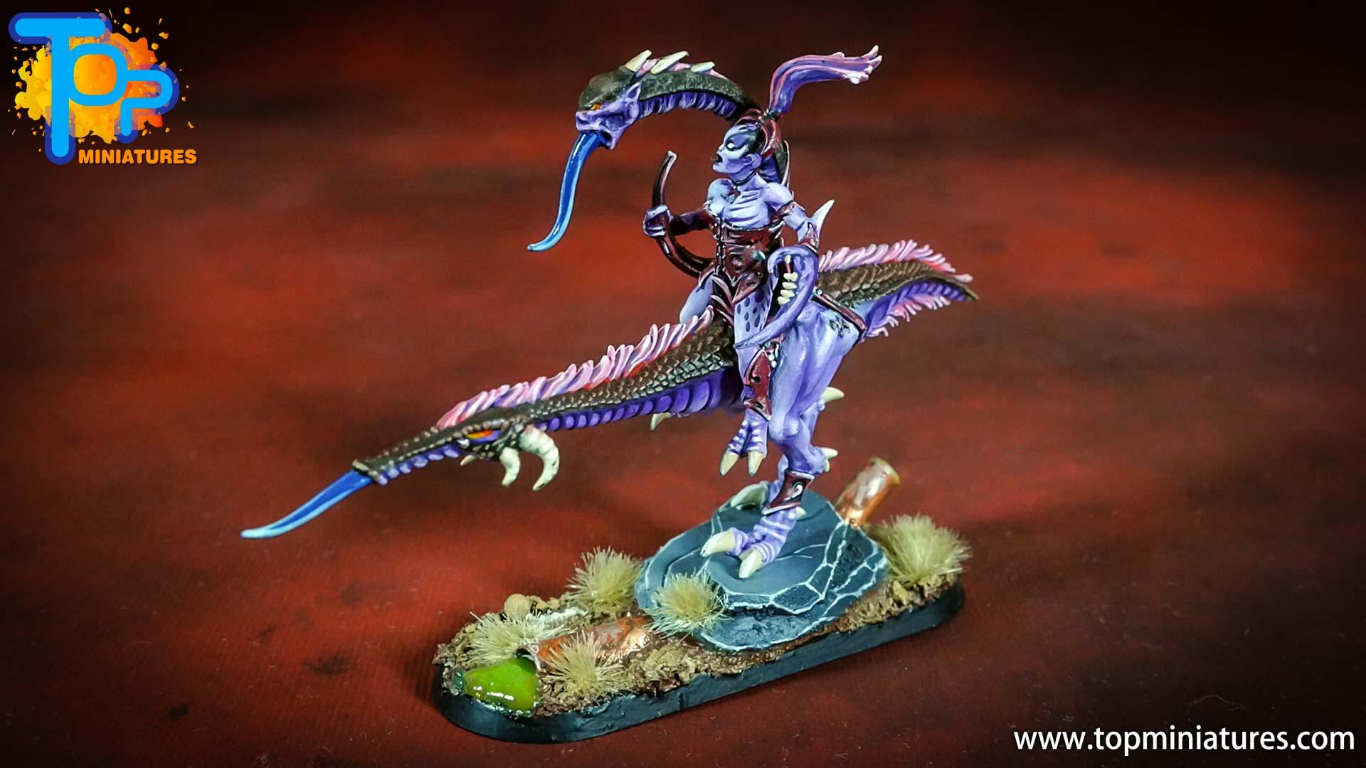 chaos daemons seekers of slaanesh painted (12)