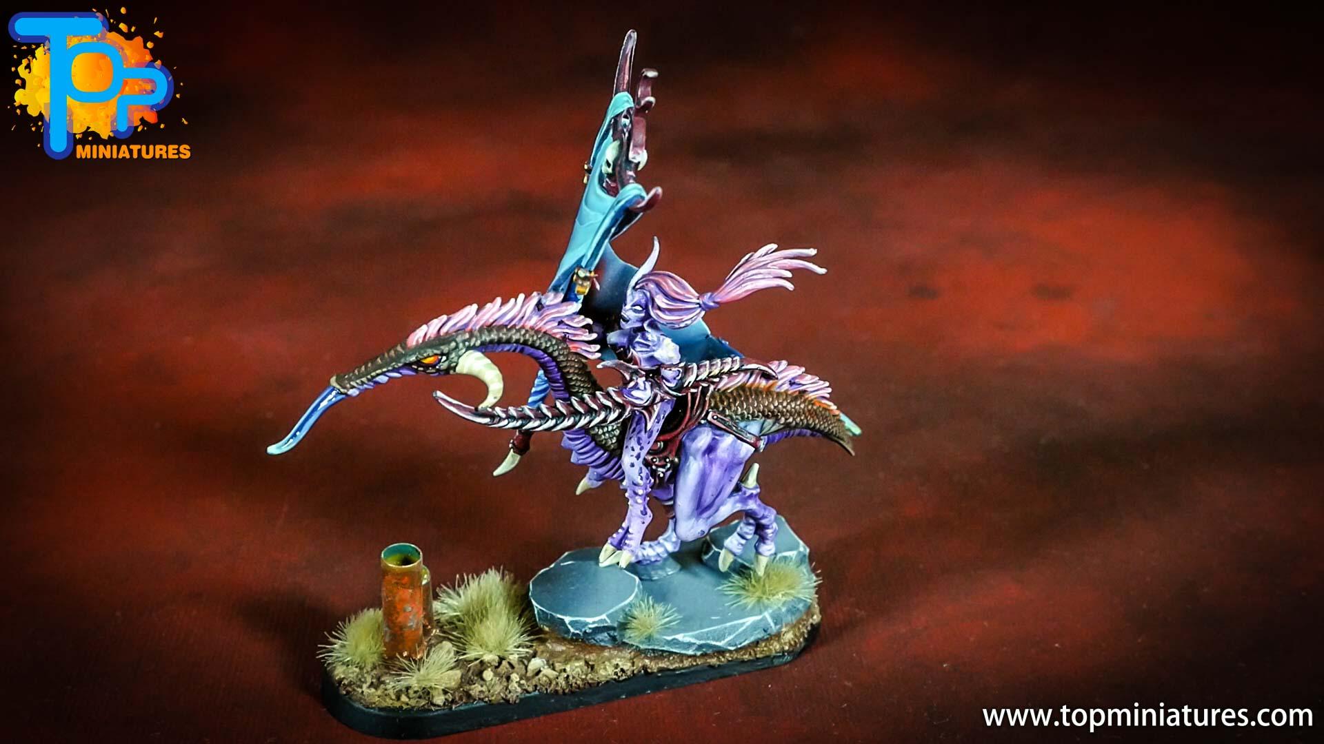 chaos daemons seekers of slaanesh painted (6)