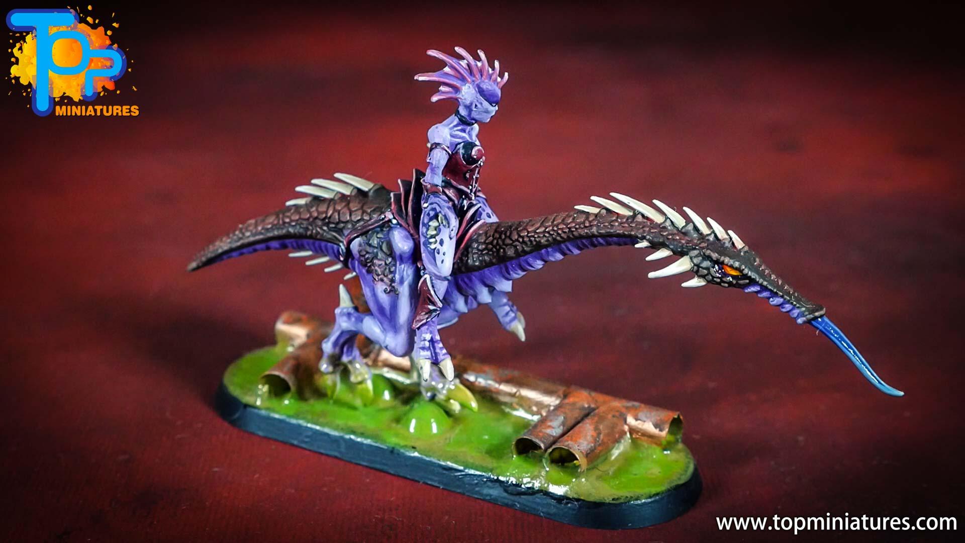 chaos daemons seekers of slaanesh painted (8)