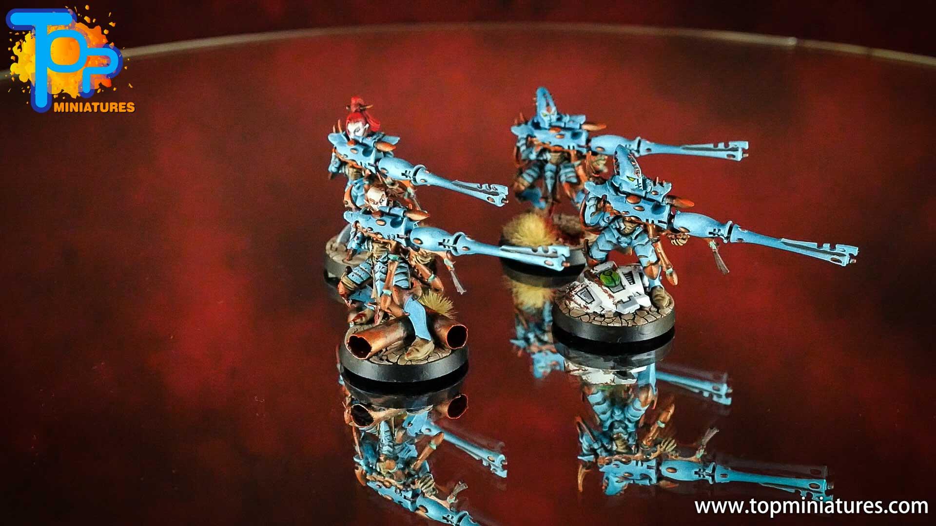 dark eldar drukhari kabalite warriors (2)