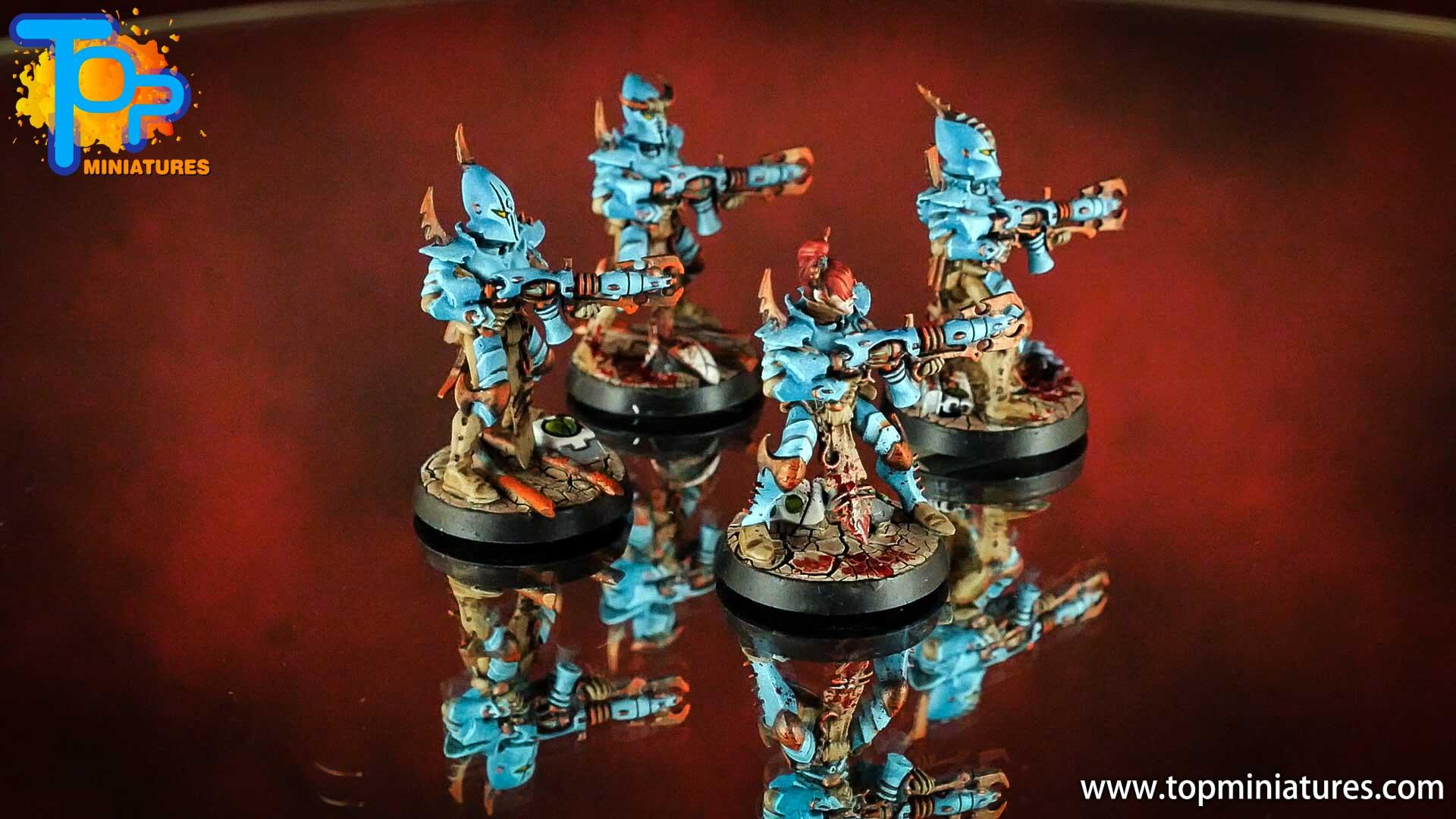 dark eldar drukhari kabalite warriors (3)
