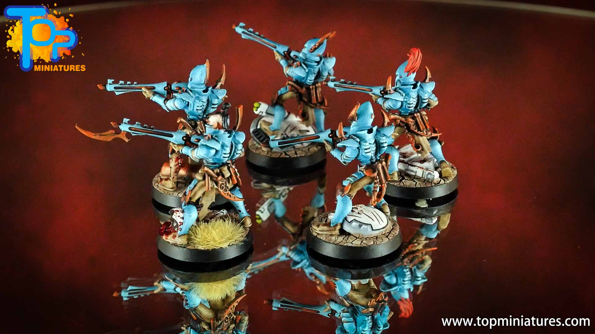 dark eldar drukhari kabalite warriors (7)