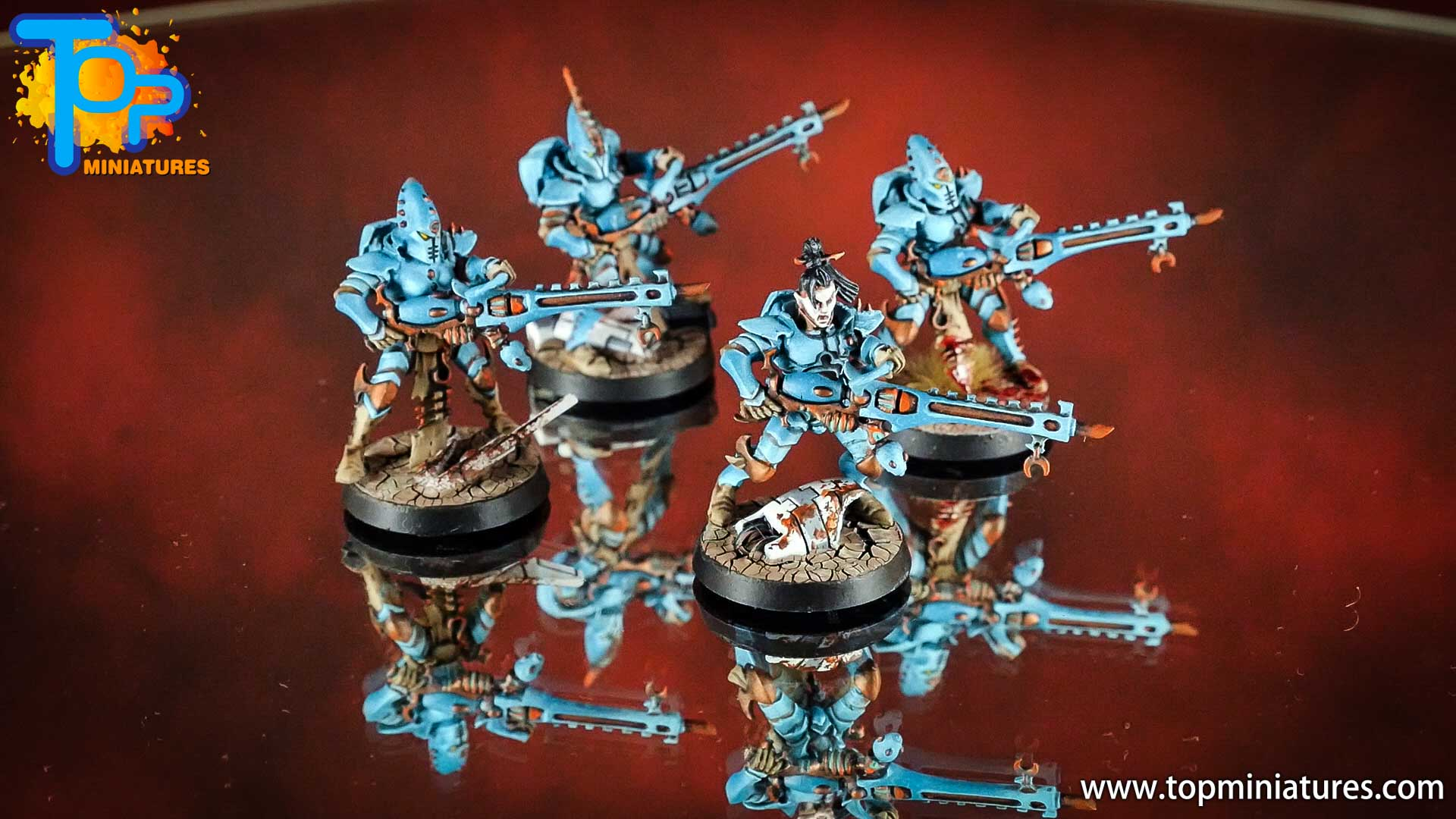 dark eldar drukhari kabalite warriors (8)