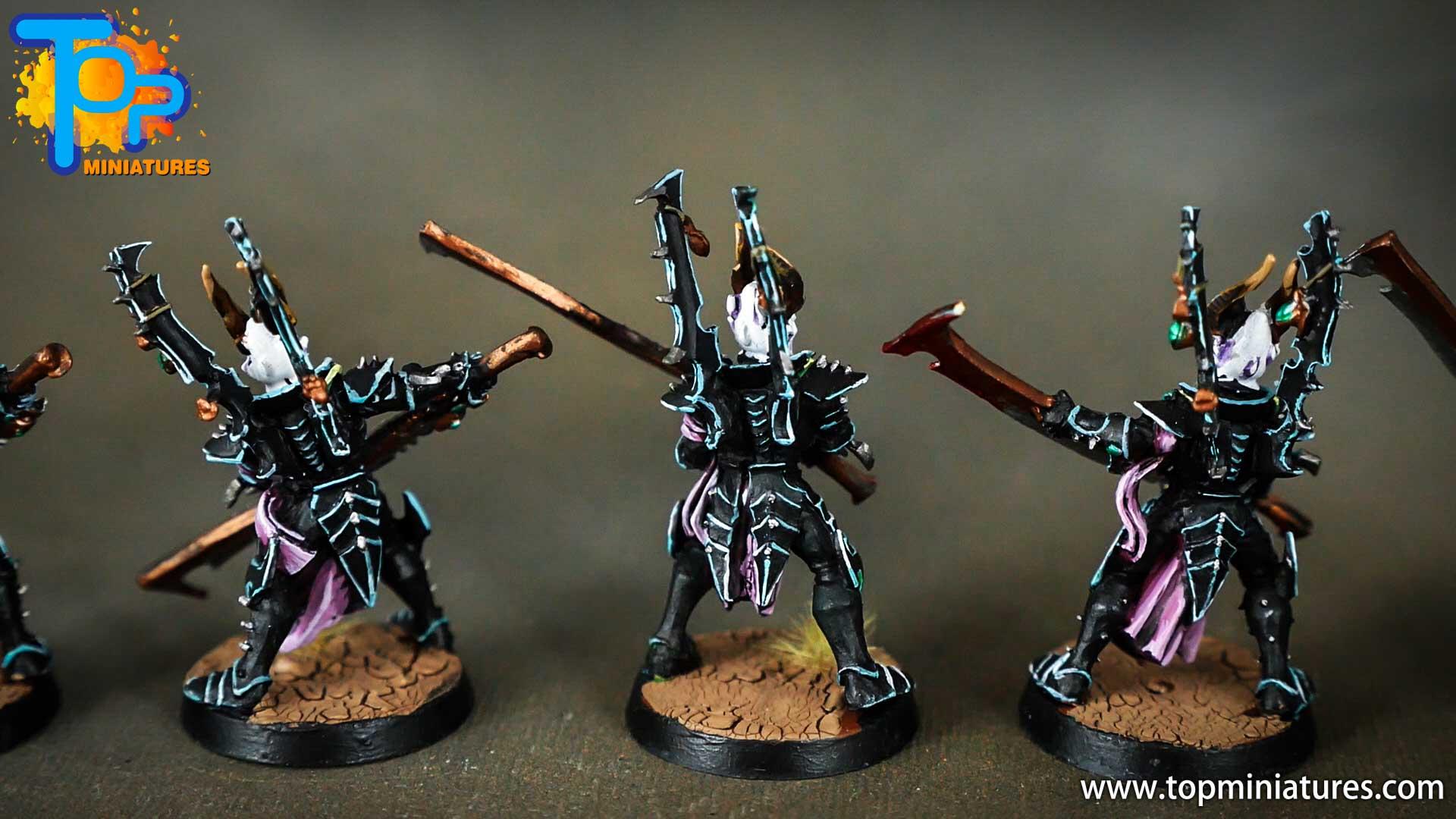 dark eldar drukhari painted incubi (3)