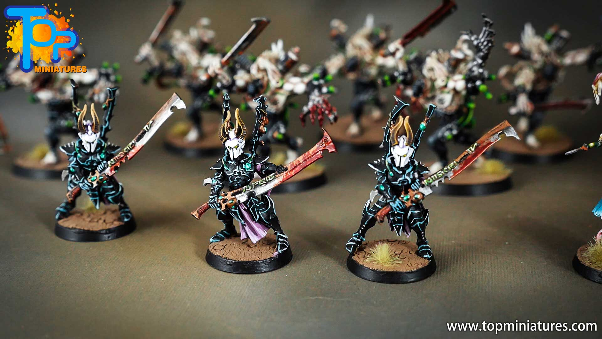 dark eldar drukhari painted incubi (4)