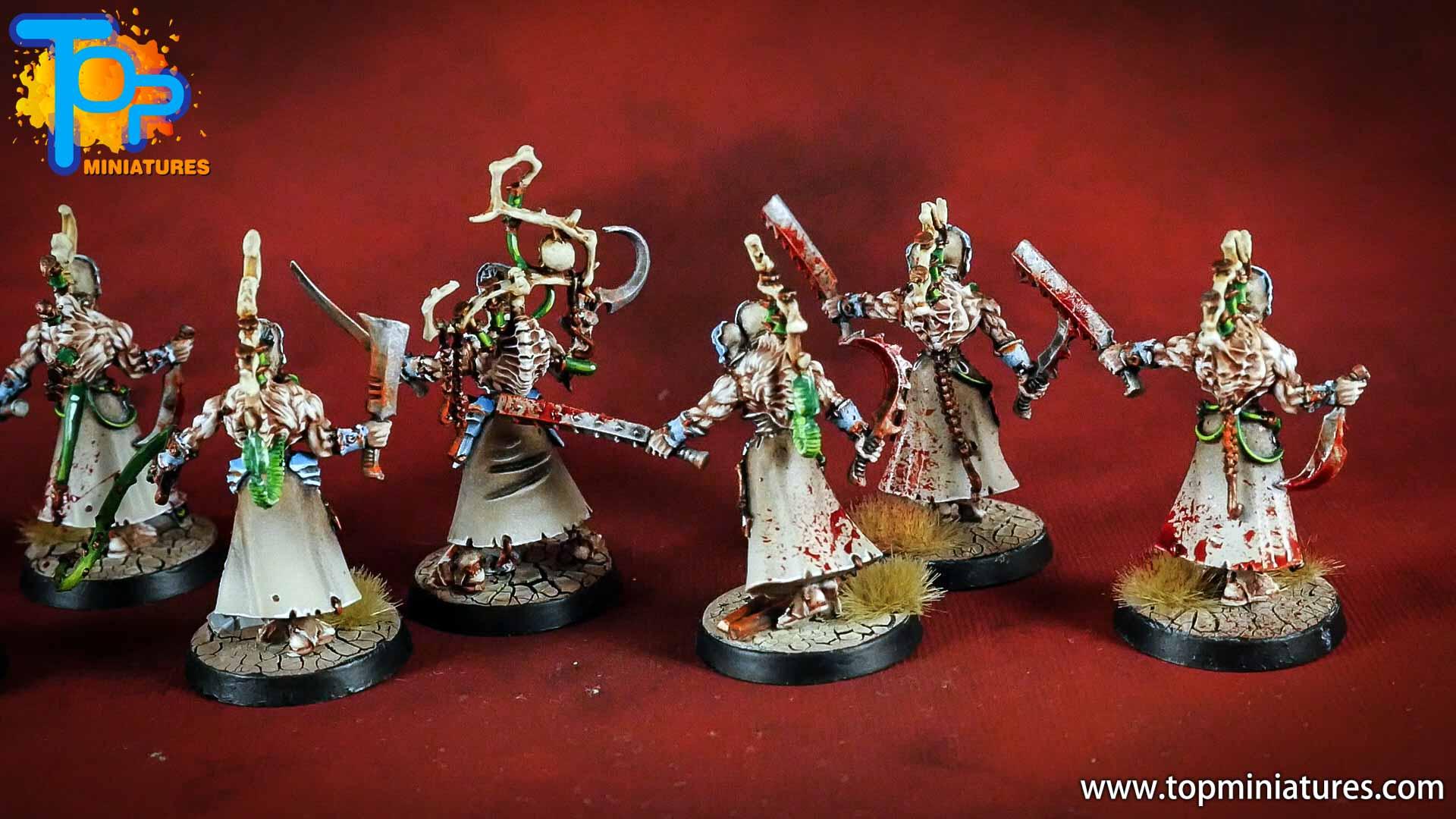 dark eldar drukhari wrakcs painted (3)
