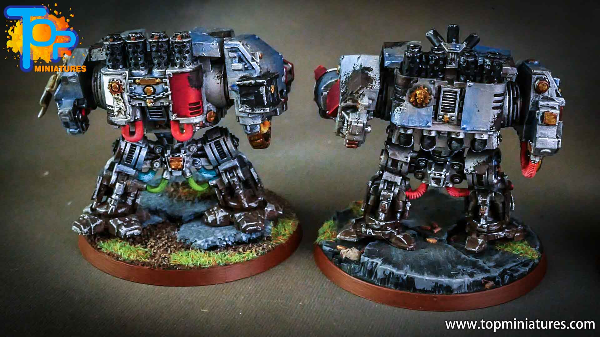 grey knights painted dreadnoughts (1)