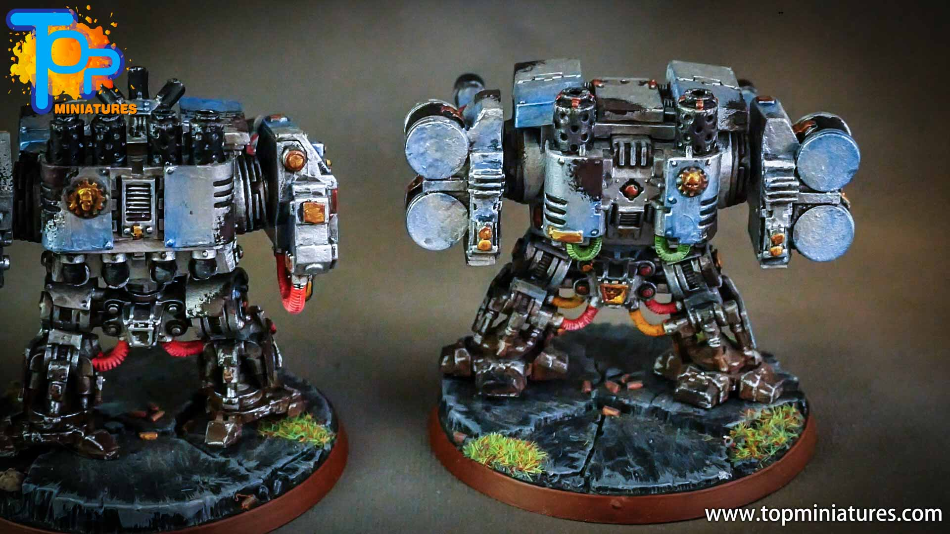 grey knights painted dreadnoughts (9)