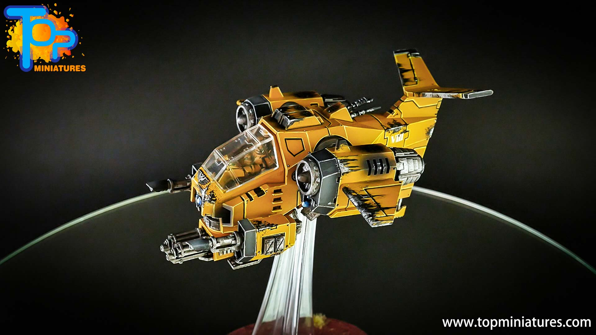 imperial fists space marines stormtalon (3)
