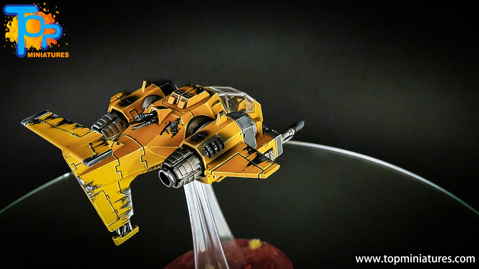 imperial fists space marines stormtalon (4)