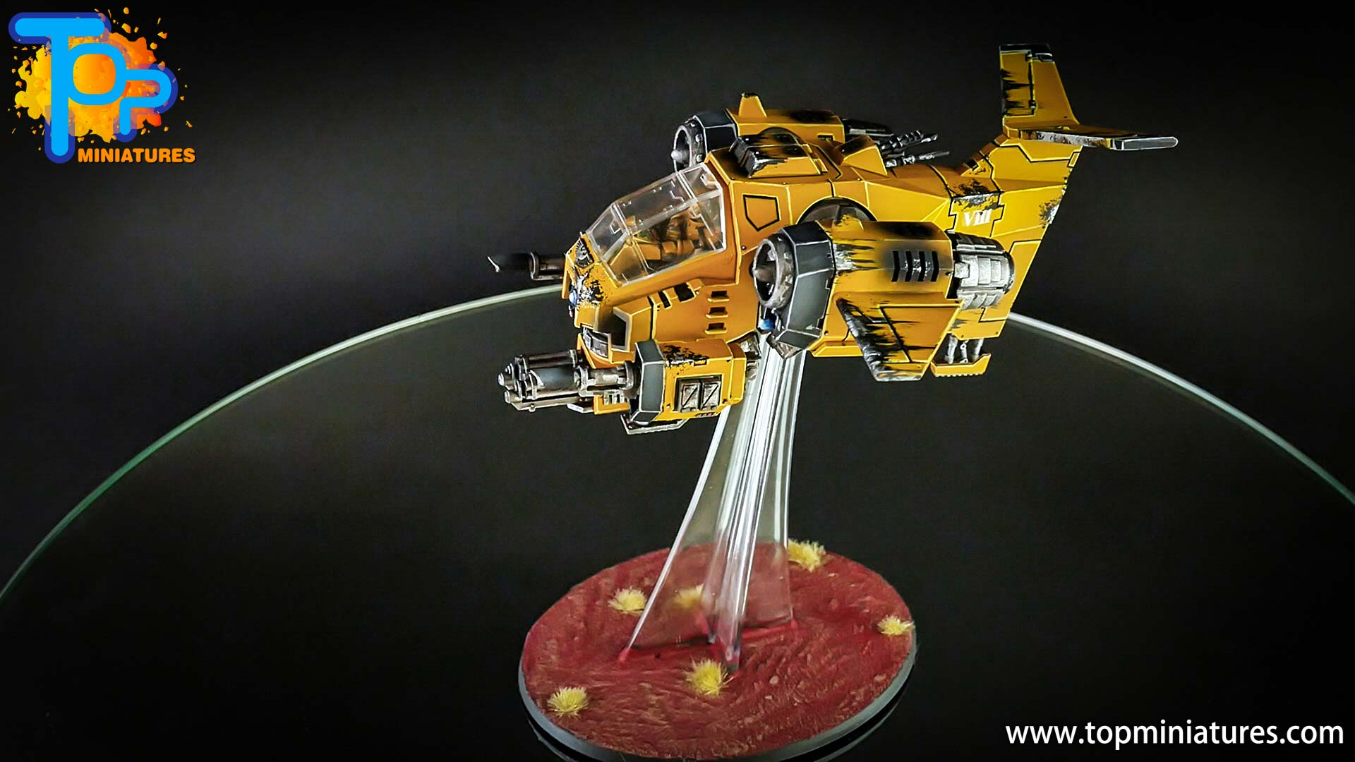 imperial fists space marines stormtalon (6)