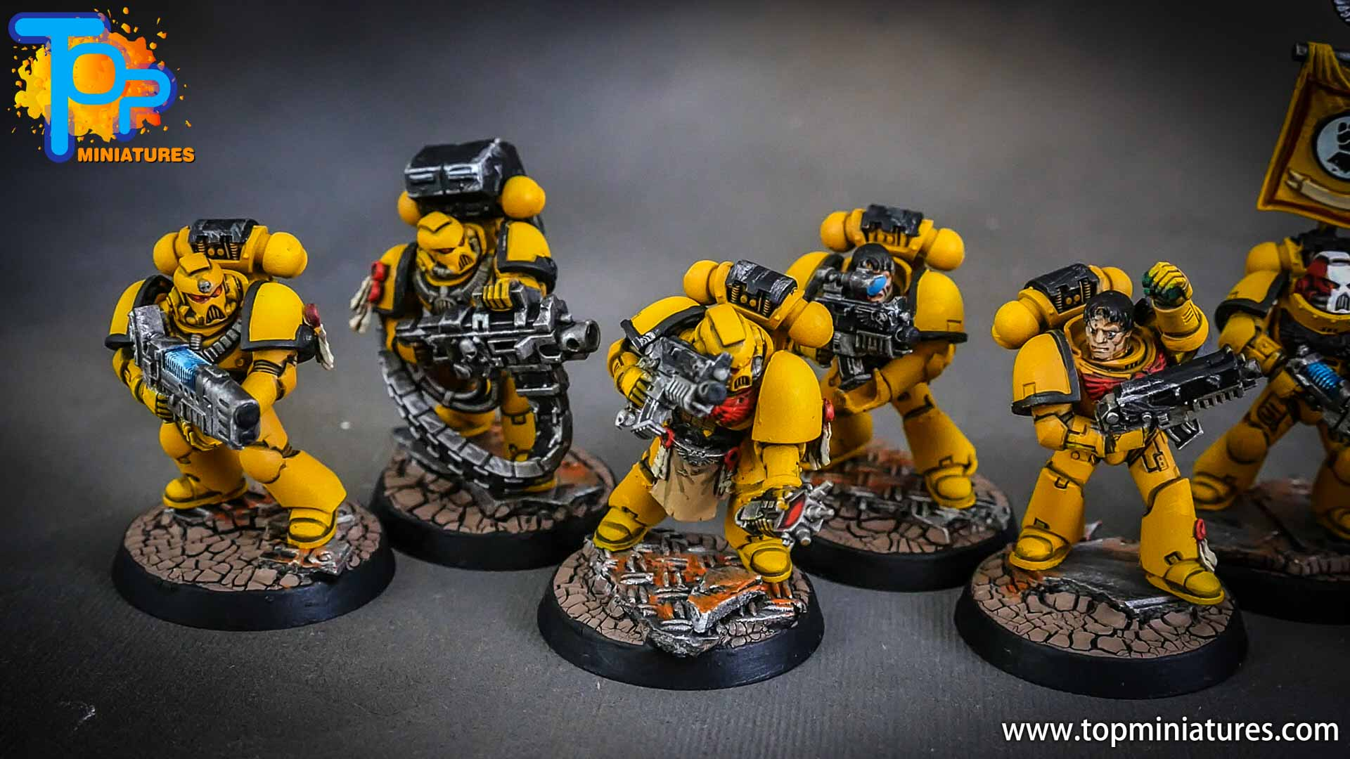 imperial fists tactical squad (11)