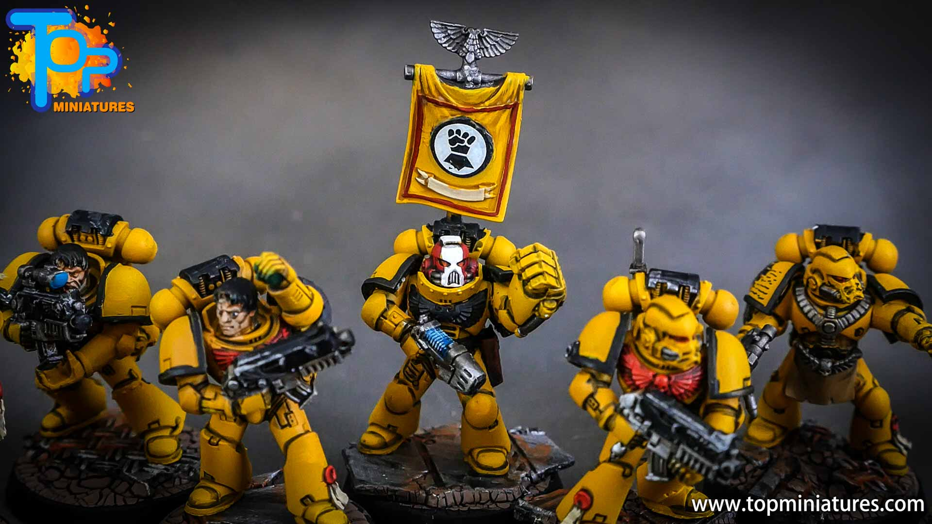 imperial fists tactical squad (12)
