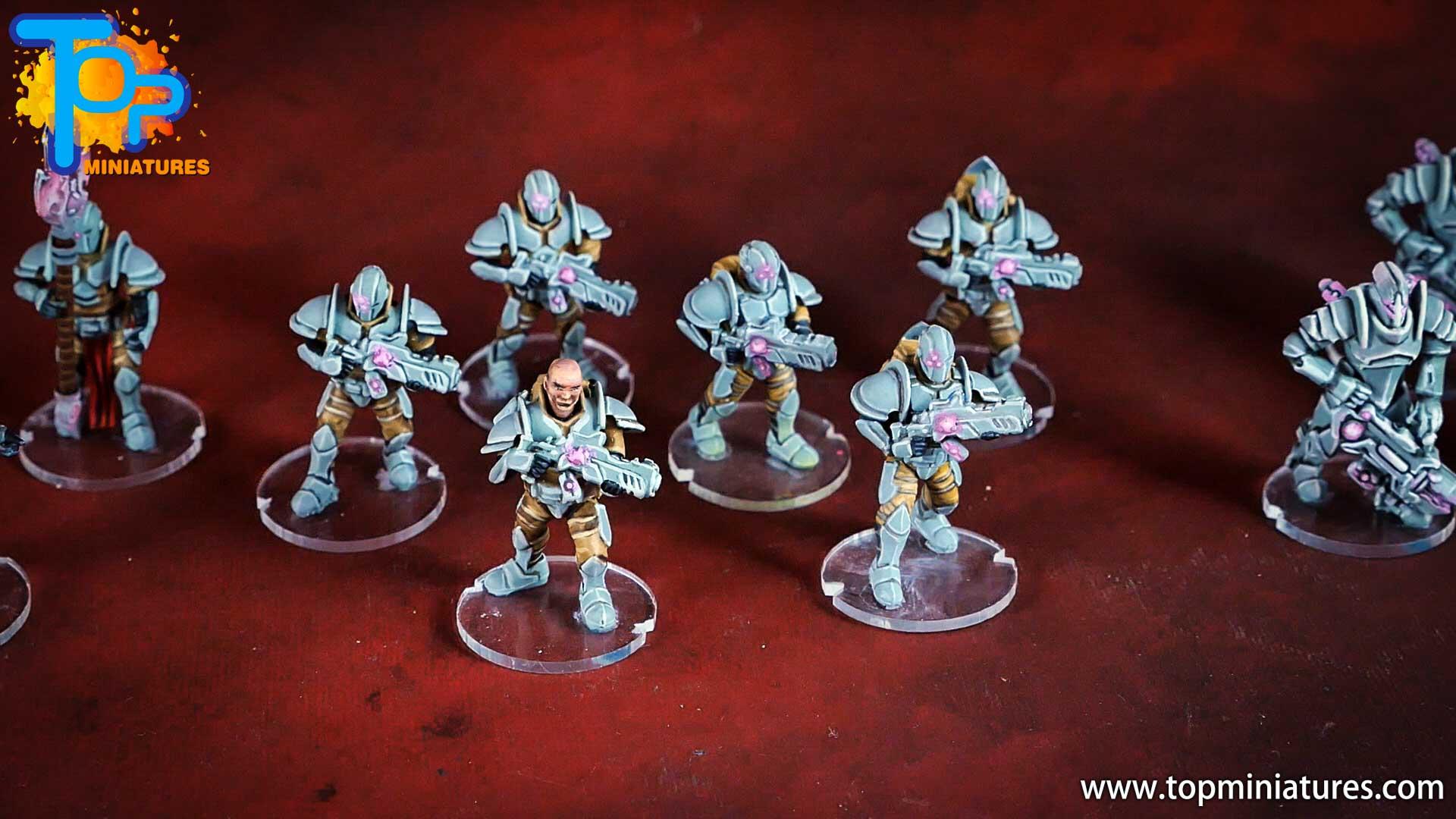 malestroms edge painted karist troopers